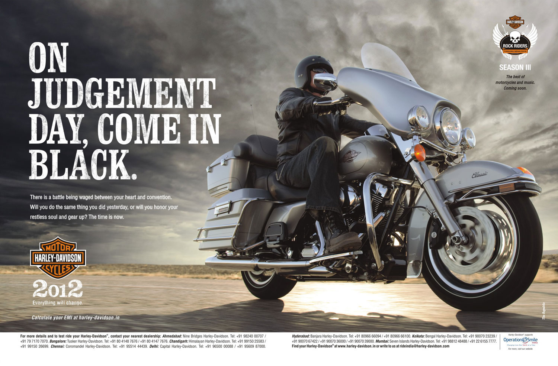 Harley-Davidson India on Behance