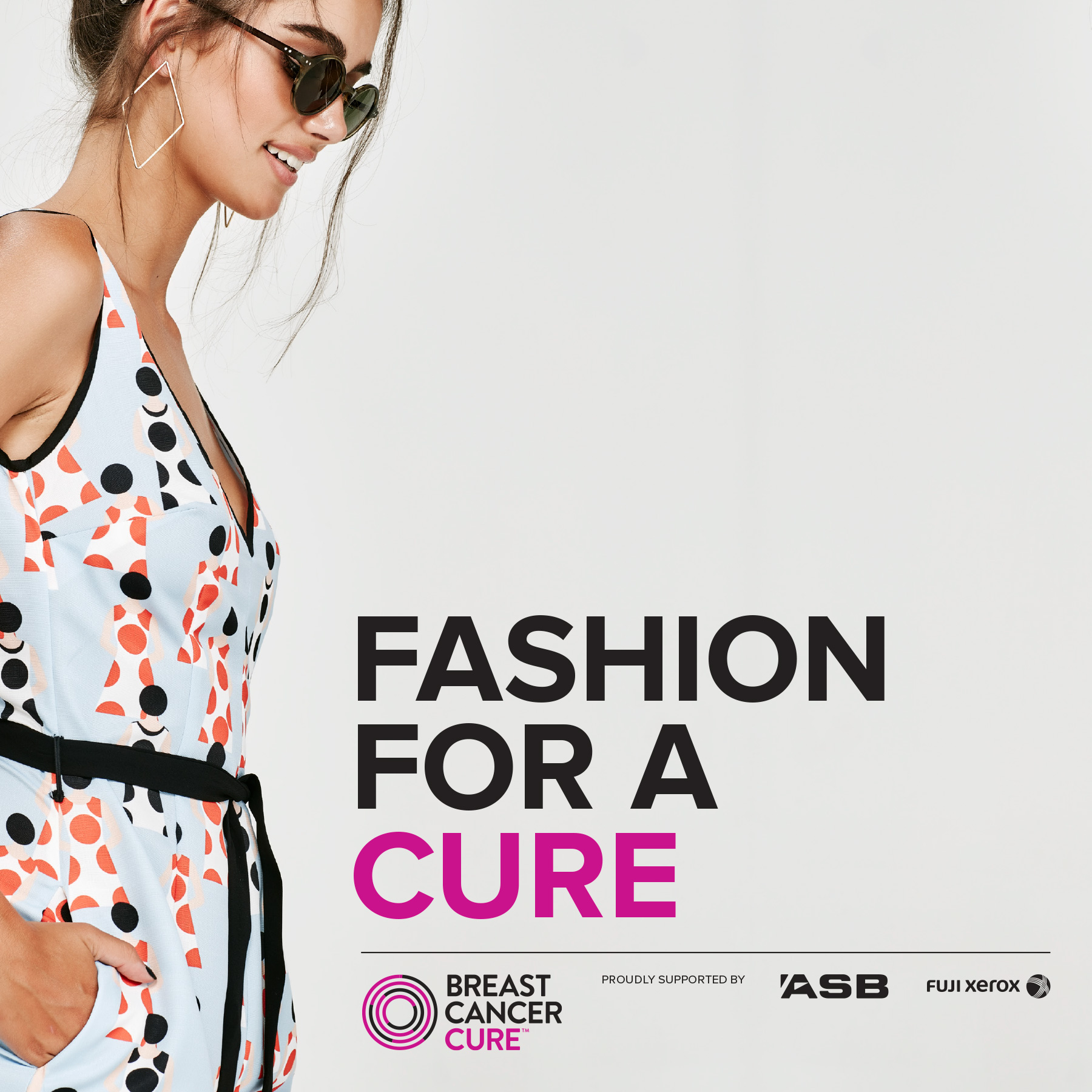 Fashion fight for a cure depasquale Arnold Schwarzenegger News, Pictures, and Videos m