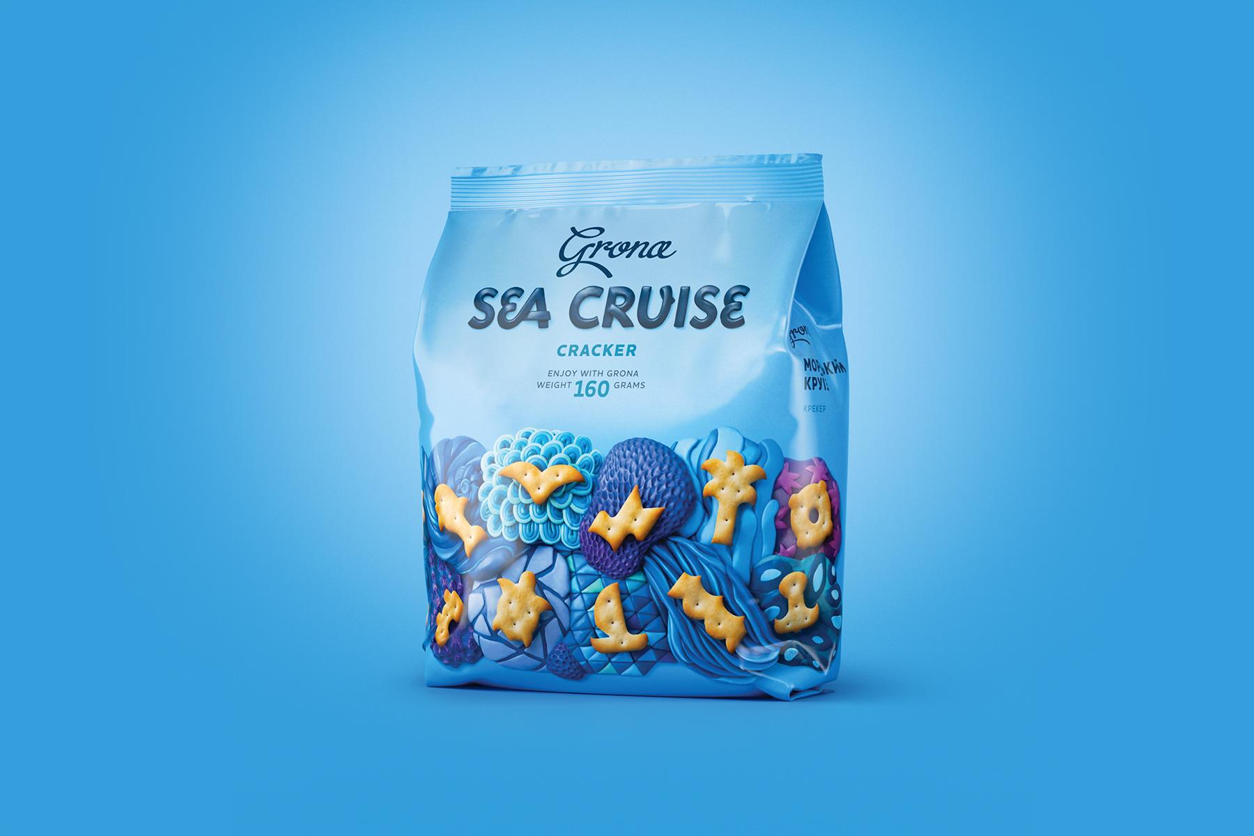 Sea Cruise Melody On Behance