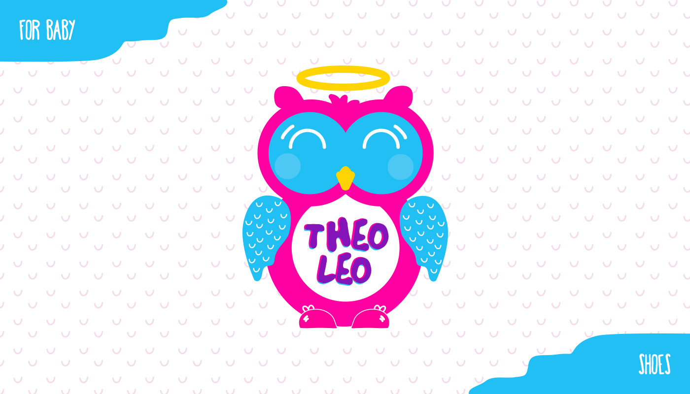 theo leo baby shoes on behance