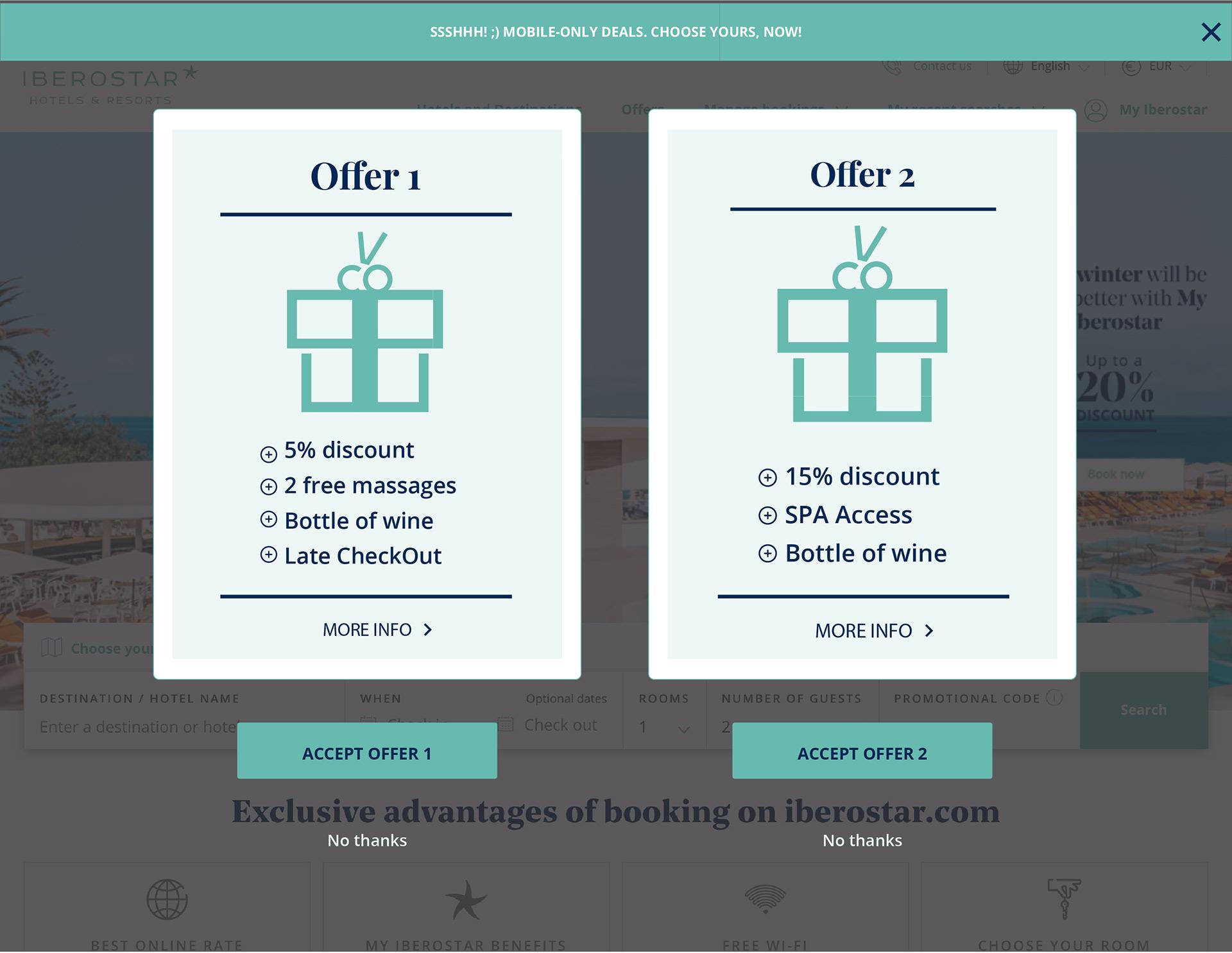 Booklyng Wizard, UI Design & CSS