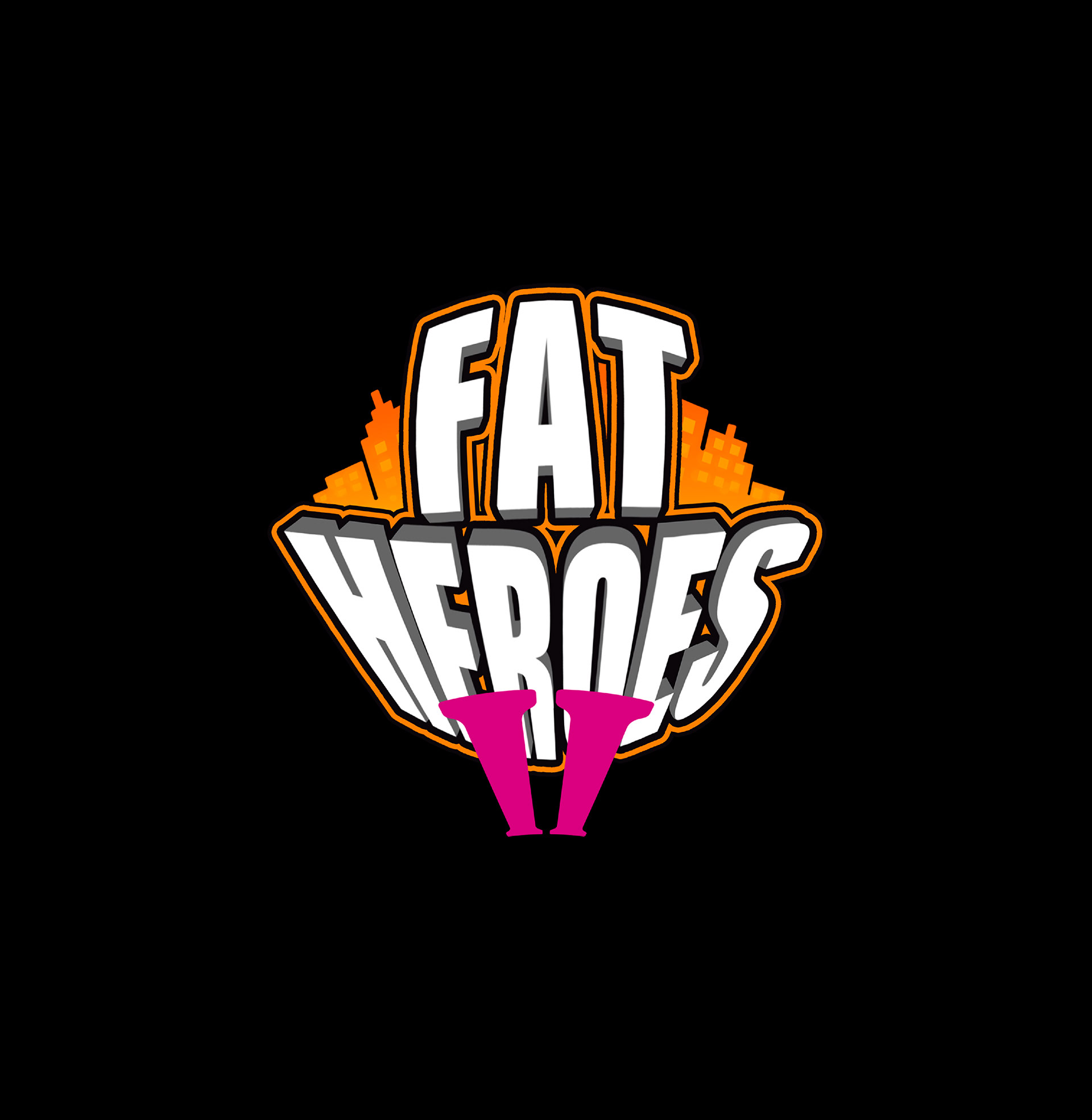 Fat Heroes II Illustration Series