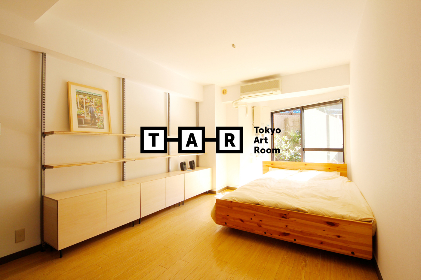 Tokyo Art Room   Identity on Behance