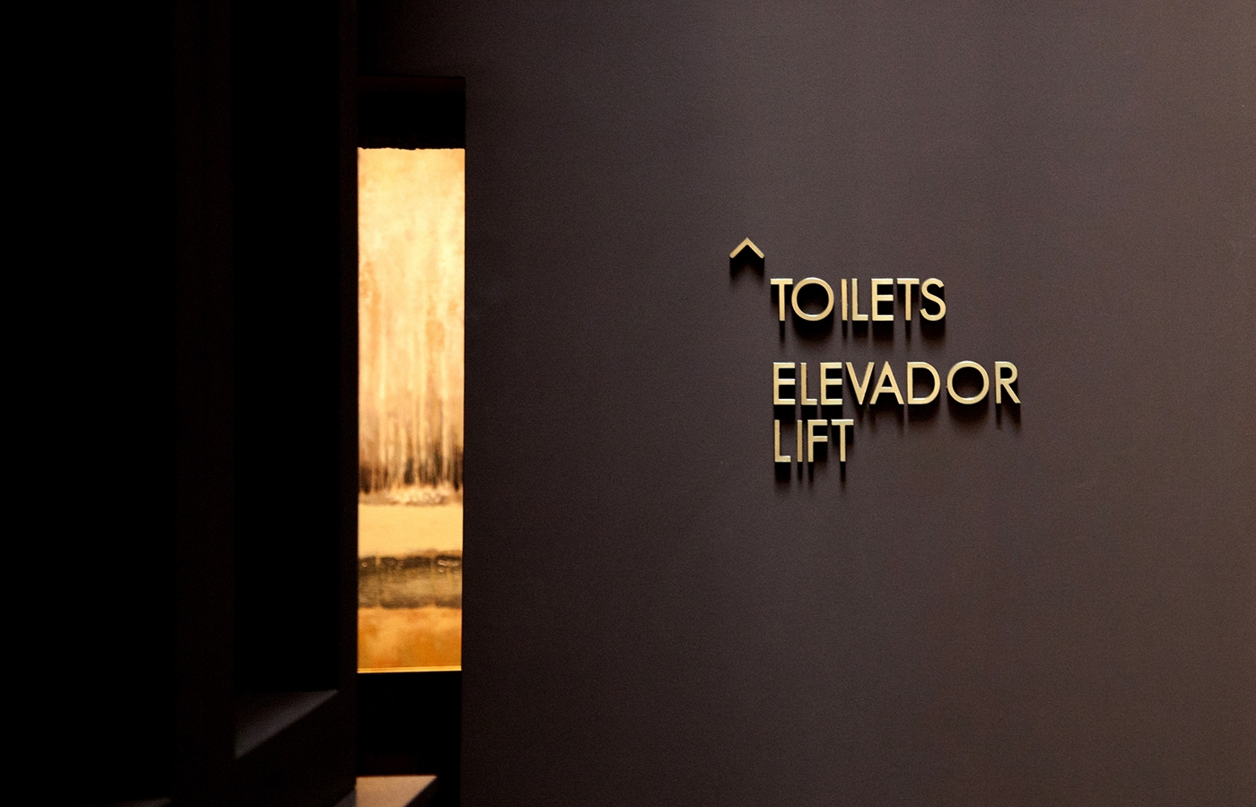 LONGROIVA HOTEL TERMAL SPA SIGNAGE on Behance