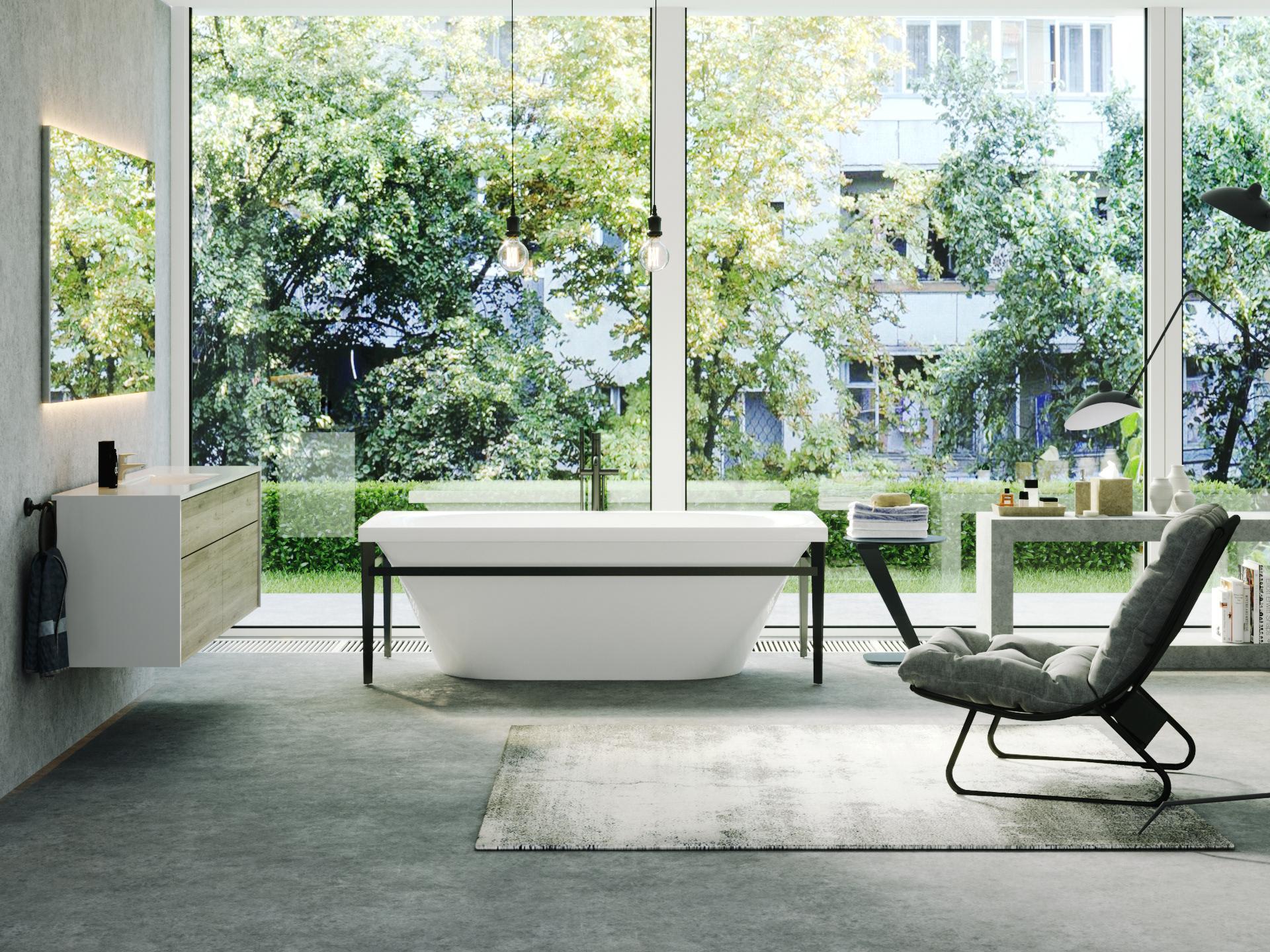 Badezimmerspiegel Hinterleuchtet.Badezimmerspiegel Mit Led Beleuchtung Online Kaufen