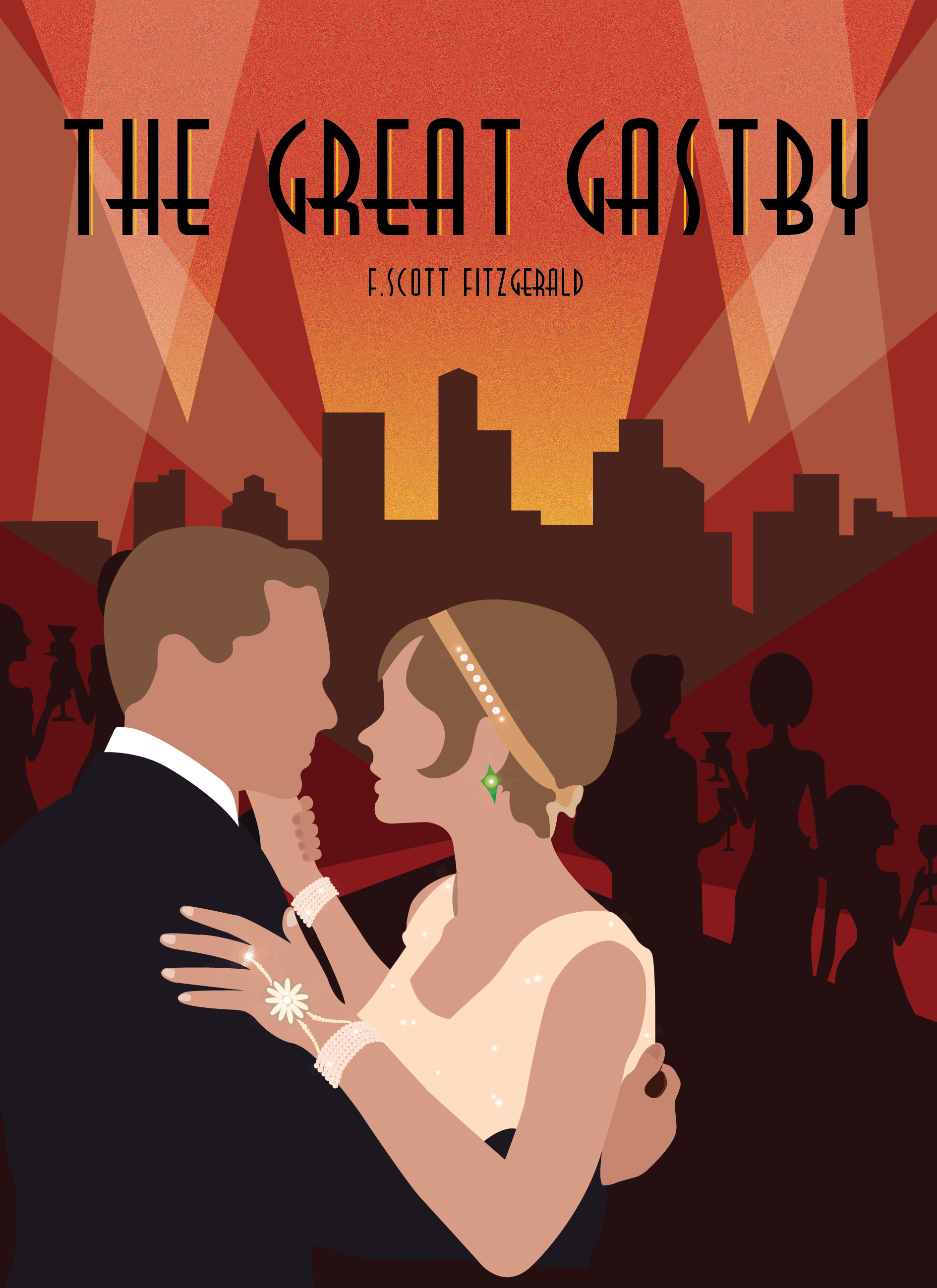 an analysis of the setting in the great gatsby a novel by f scott fitzgerald Professor tony bowers from the college of dupage explains chapter 5 in f scott fitzgerald's novel the great gatsby download the free study guide and infogr.