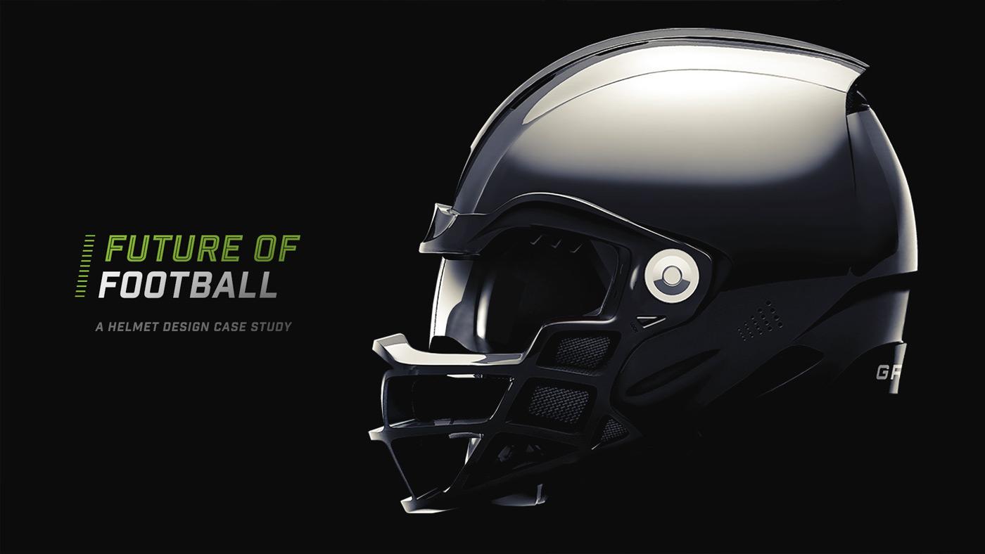 0e74620ce7e History of the Helmet. American professional football ...