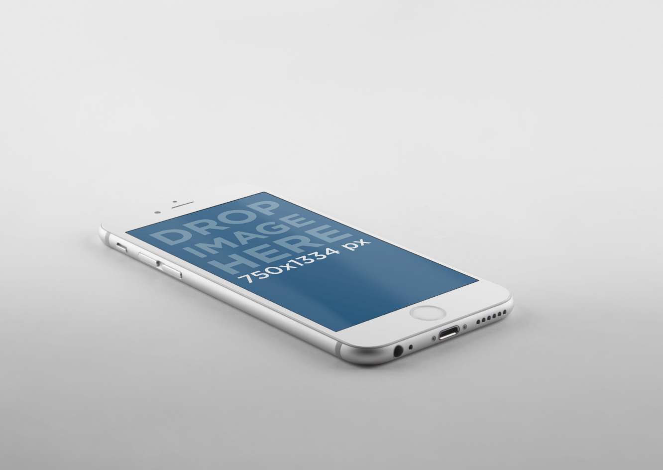 Free Iphone 6 Mockup Psd On Behance