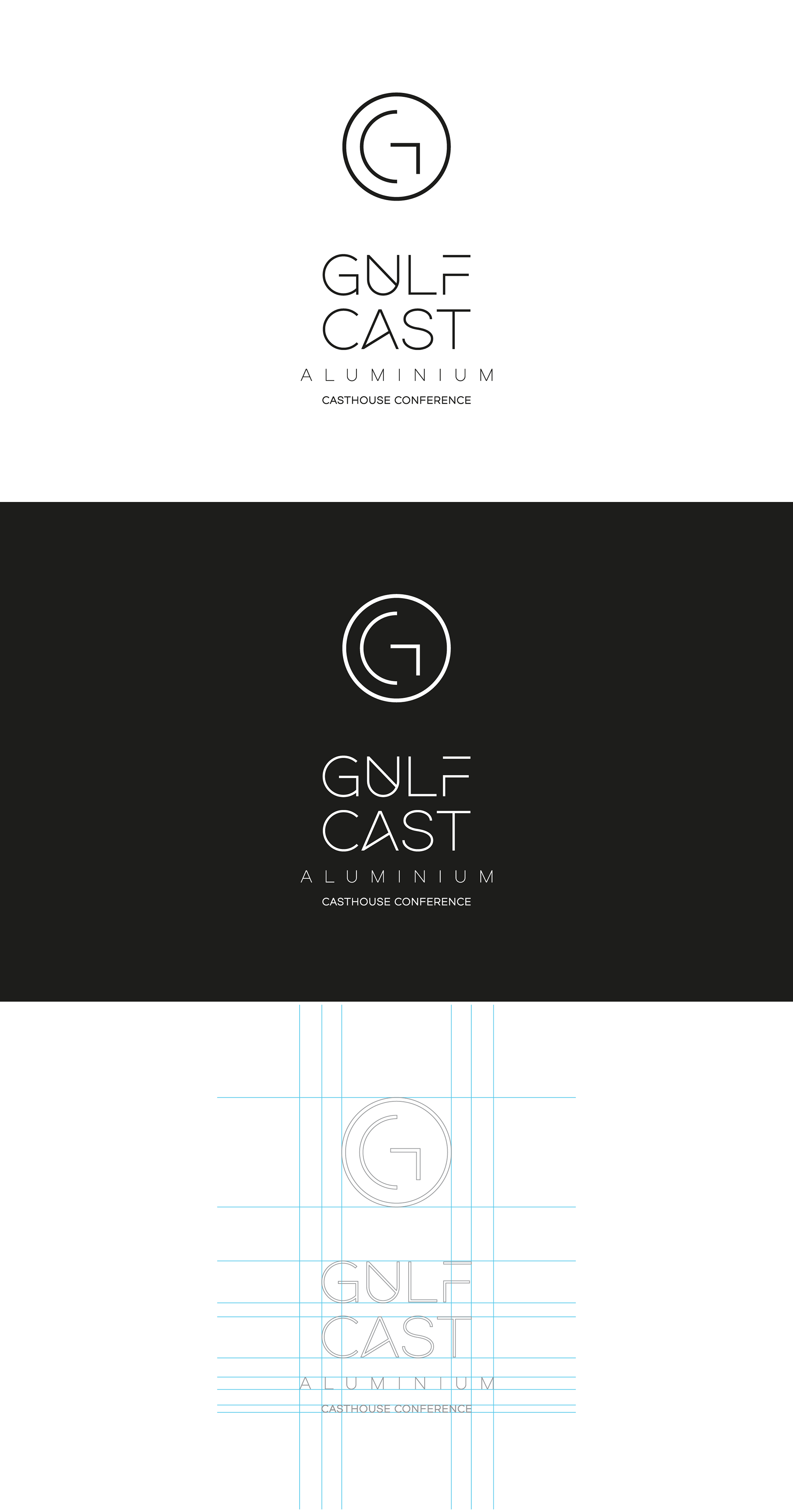 Gulf Cast | Aluminium Casthouse Conference on Behance
