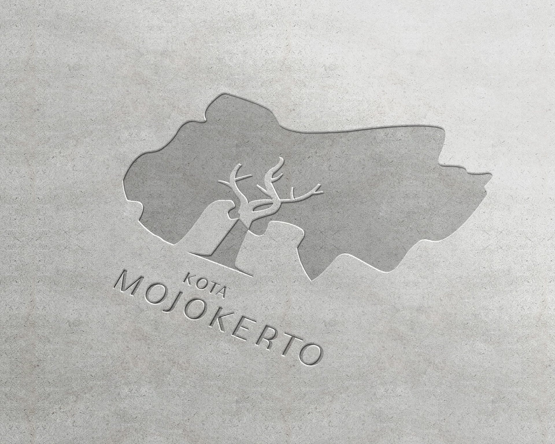 City Logo Redesign Mojokerto City Indonesia On Behance