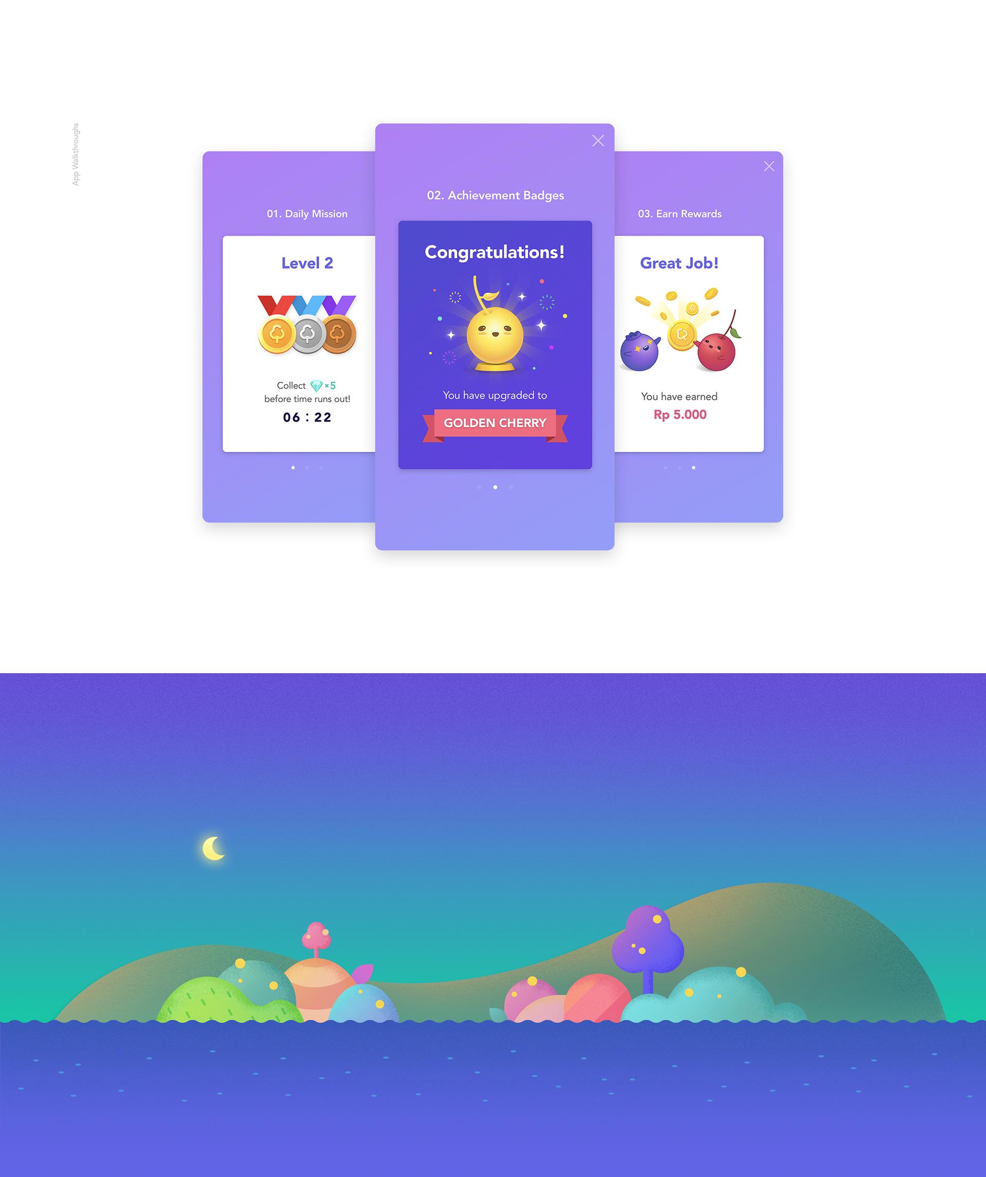 Interaction Design & UI/UX: Cashtree App