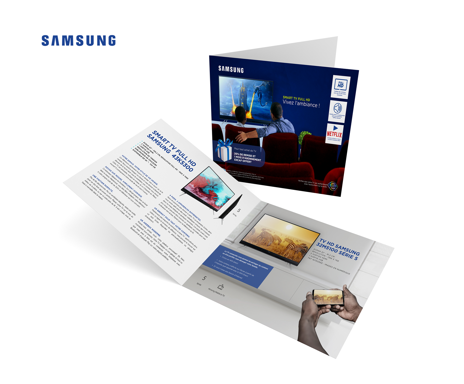 Tele Au Pied Du Lit samsung smart tv on behance