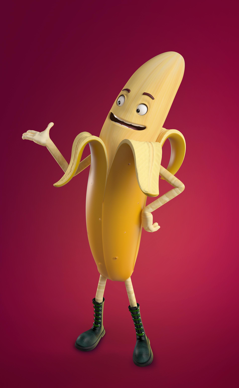 Банан прикол картинка, призывнику уходом