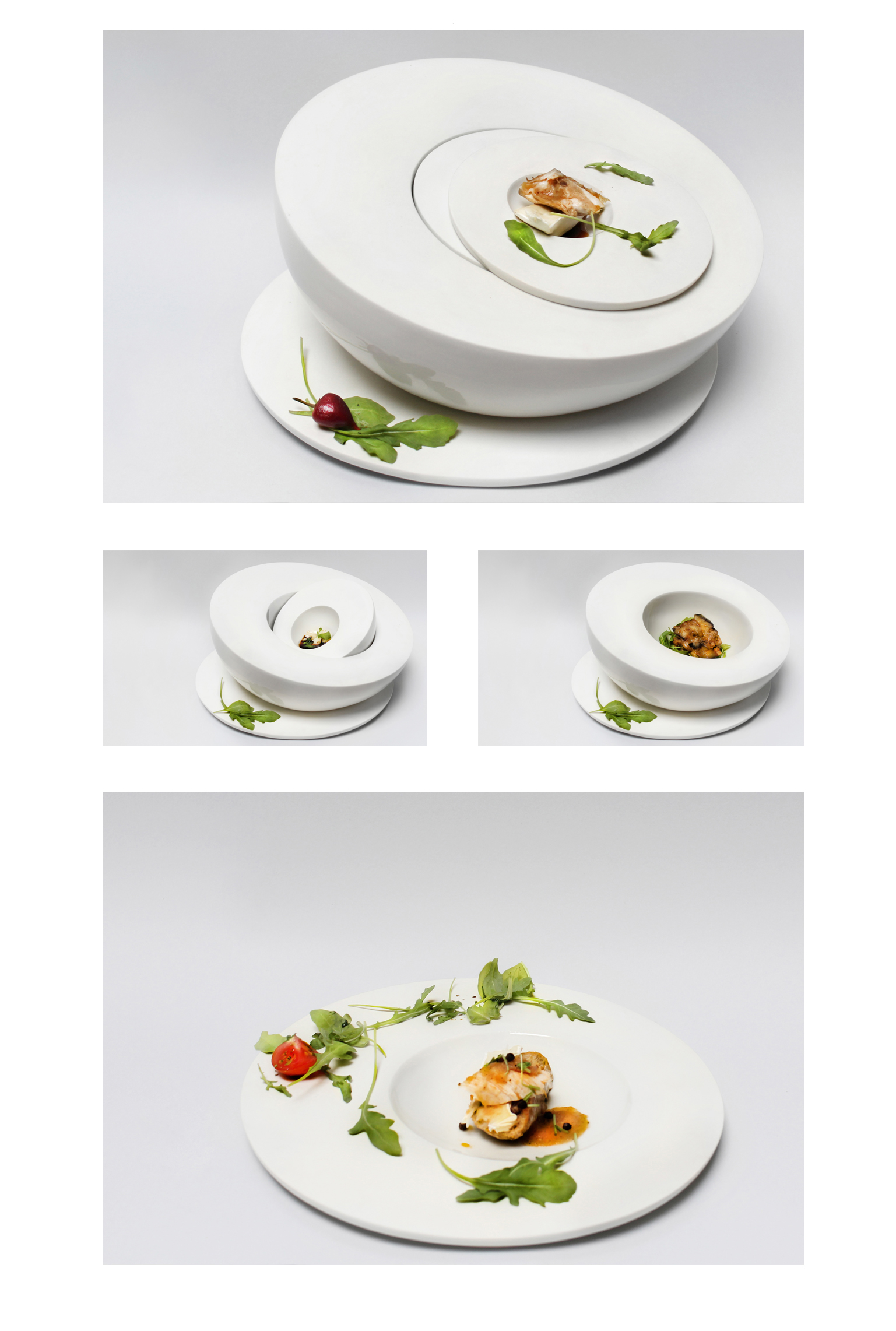 sc 1 st  Behance : fine dining tableware - pezcame.com