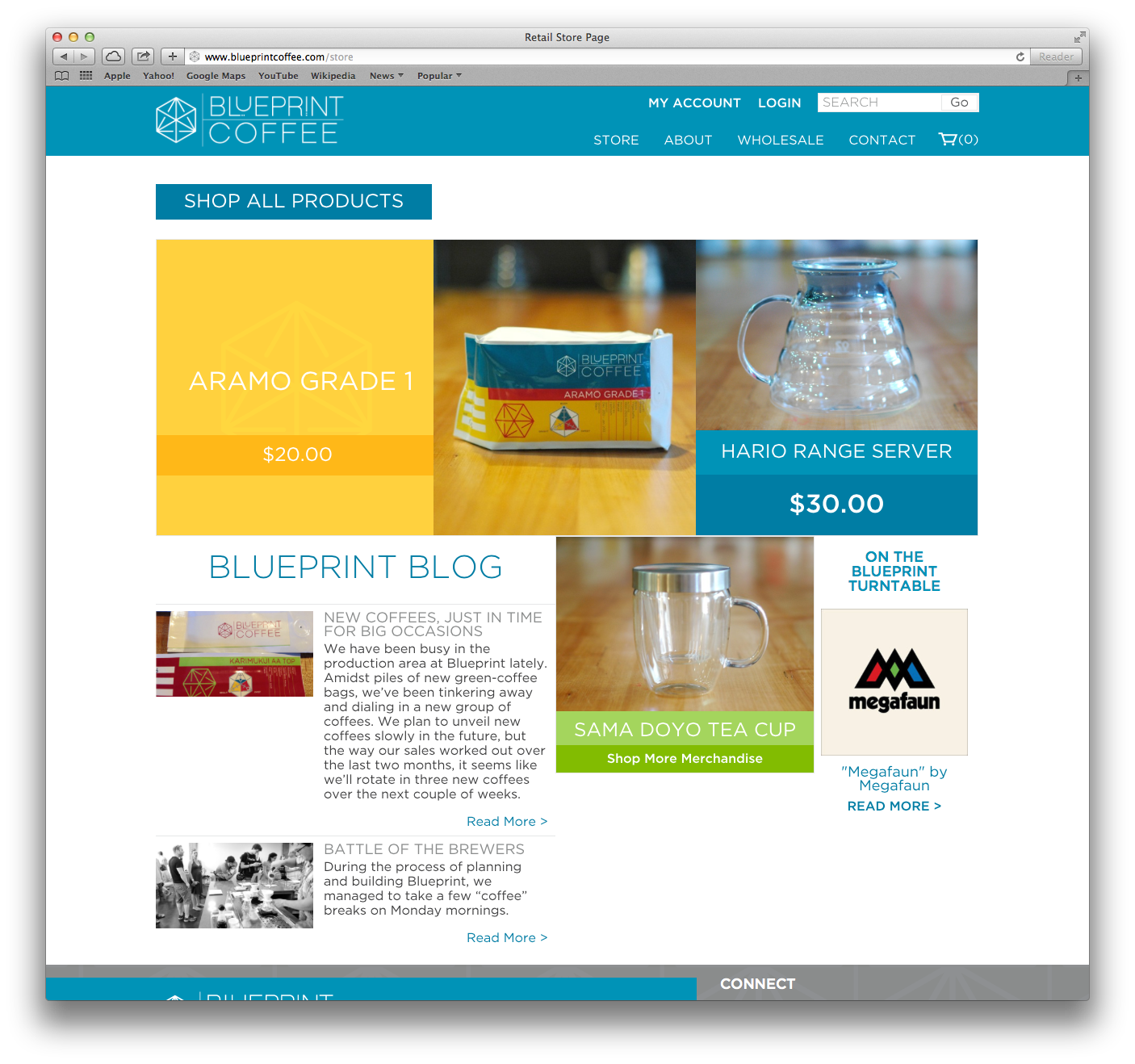 Karl eggers blueprint coffee website store landing page malvernweather Gallery