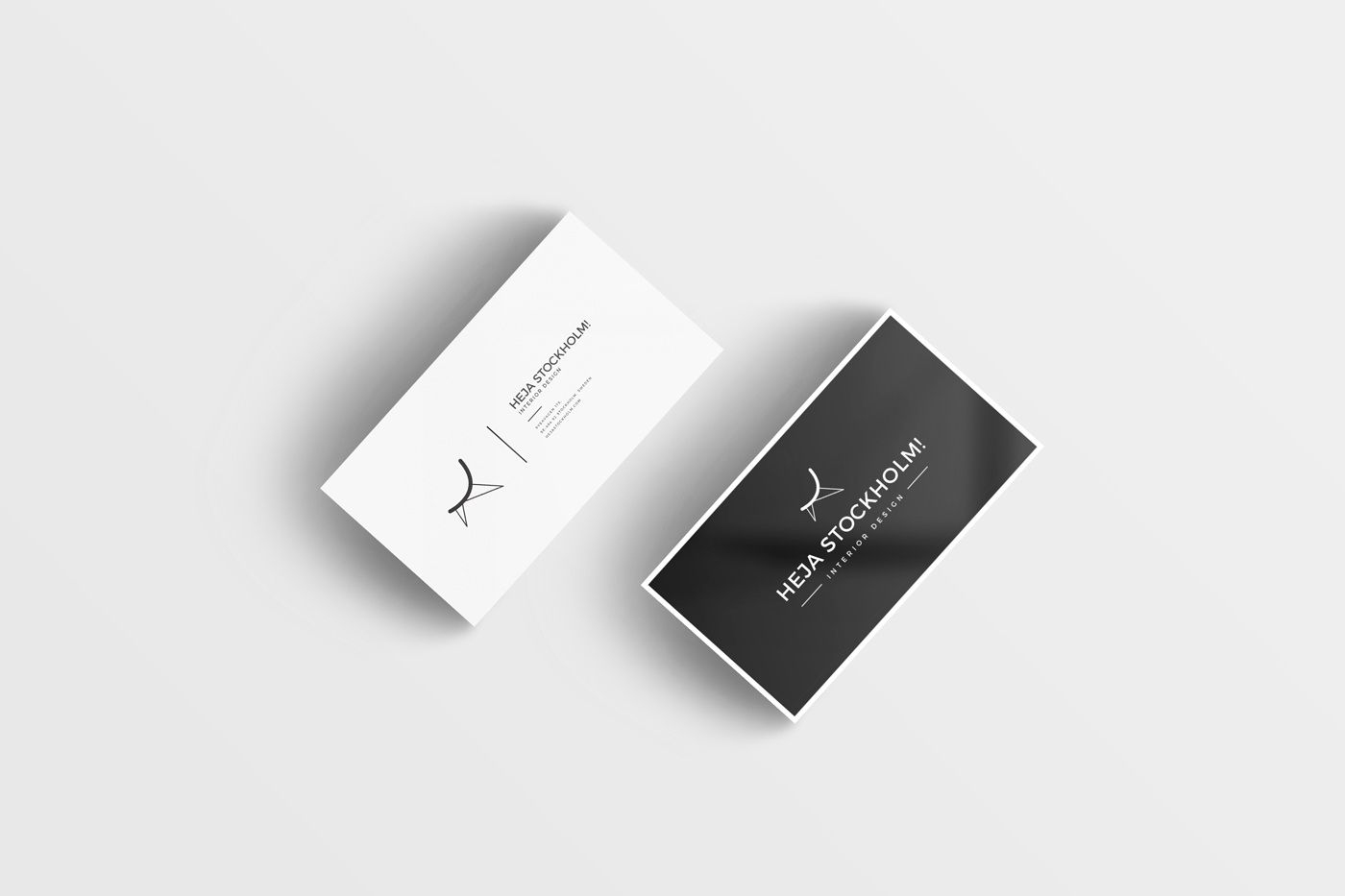 8 free clean business card mockups psd on behance colourmoves