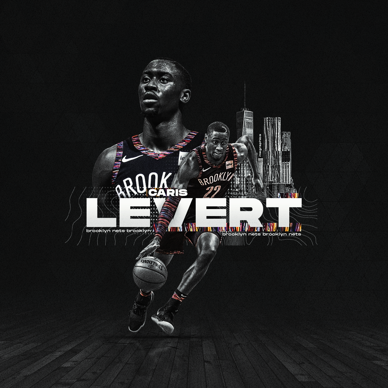 Caris Levert Graphic Personal On Behance