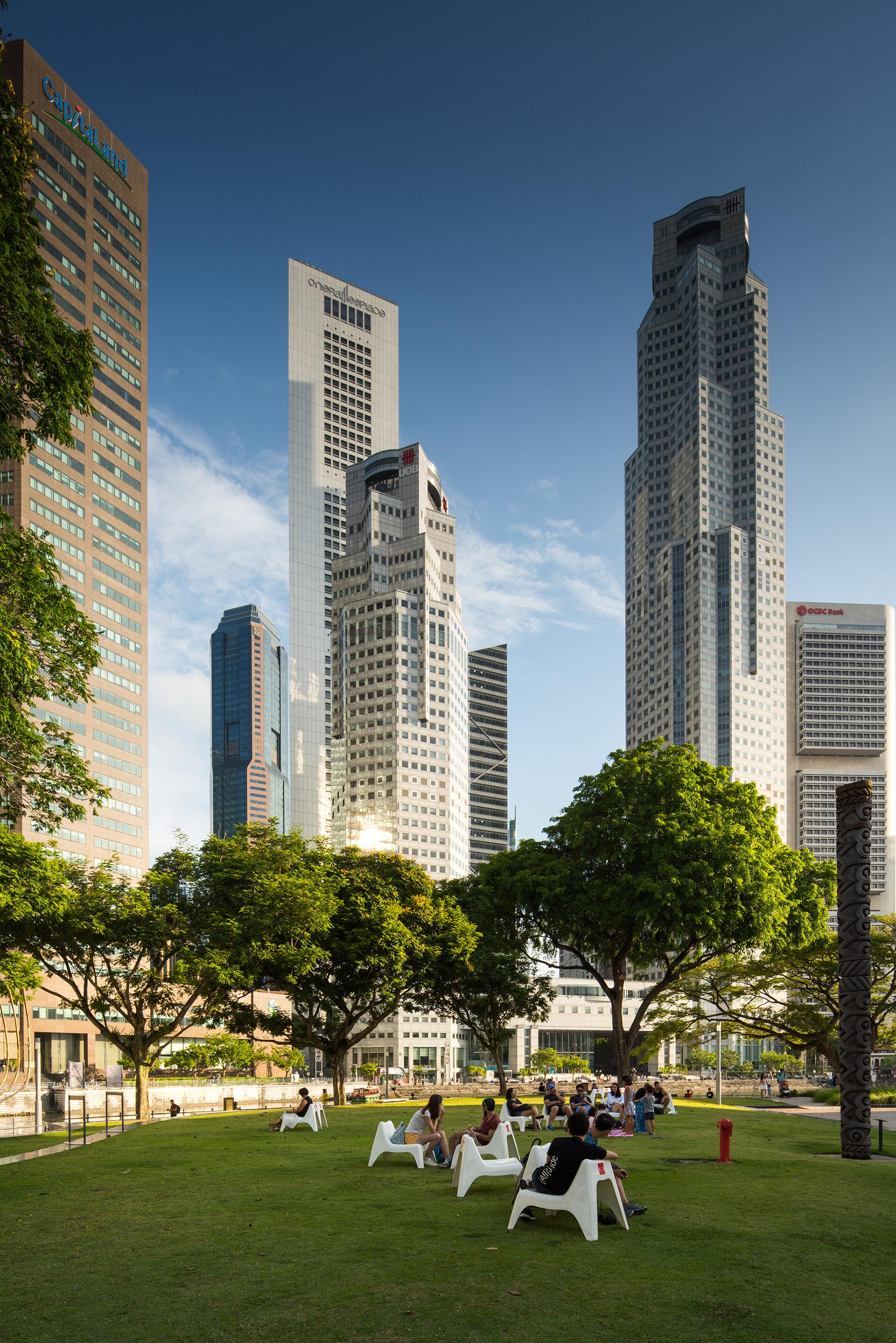 Photography: Exploring Singapore Day & Night