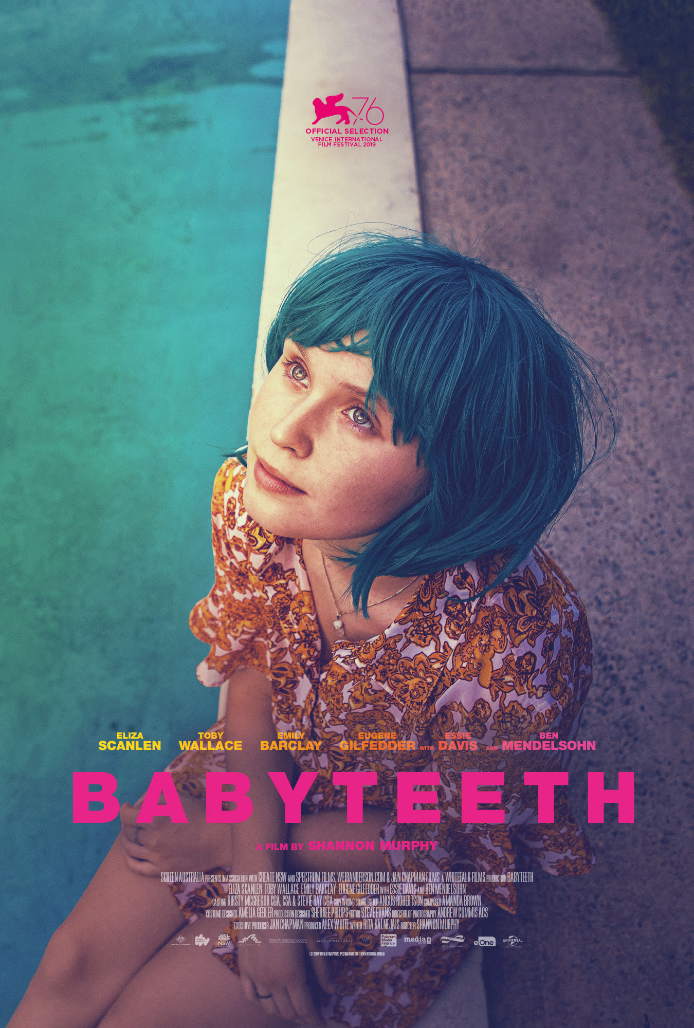 Babyteeth 1 Sheet Poster on Behance