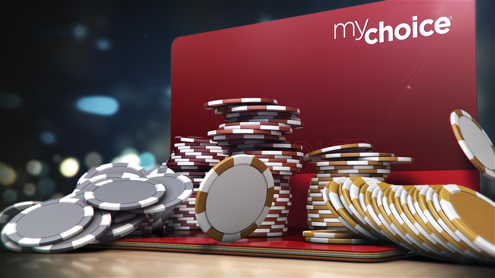 My choice casino rewards