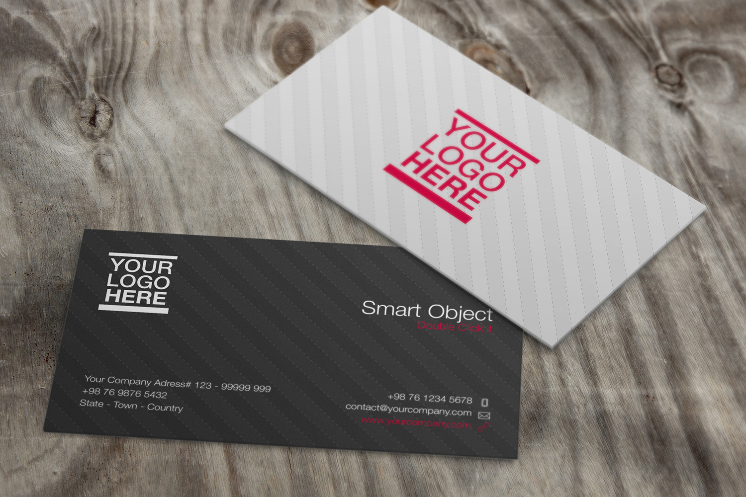 Free Business Card Templates To Print