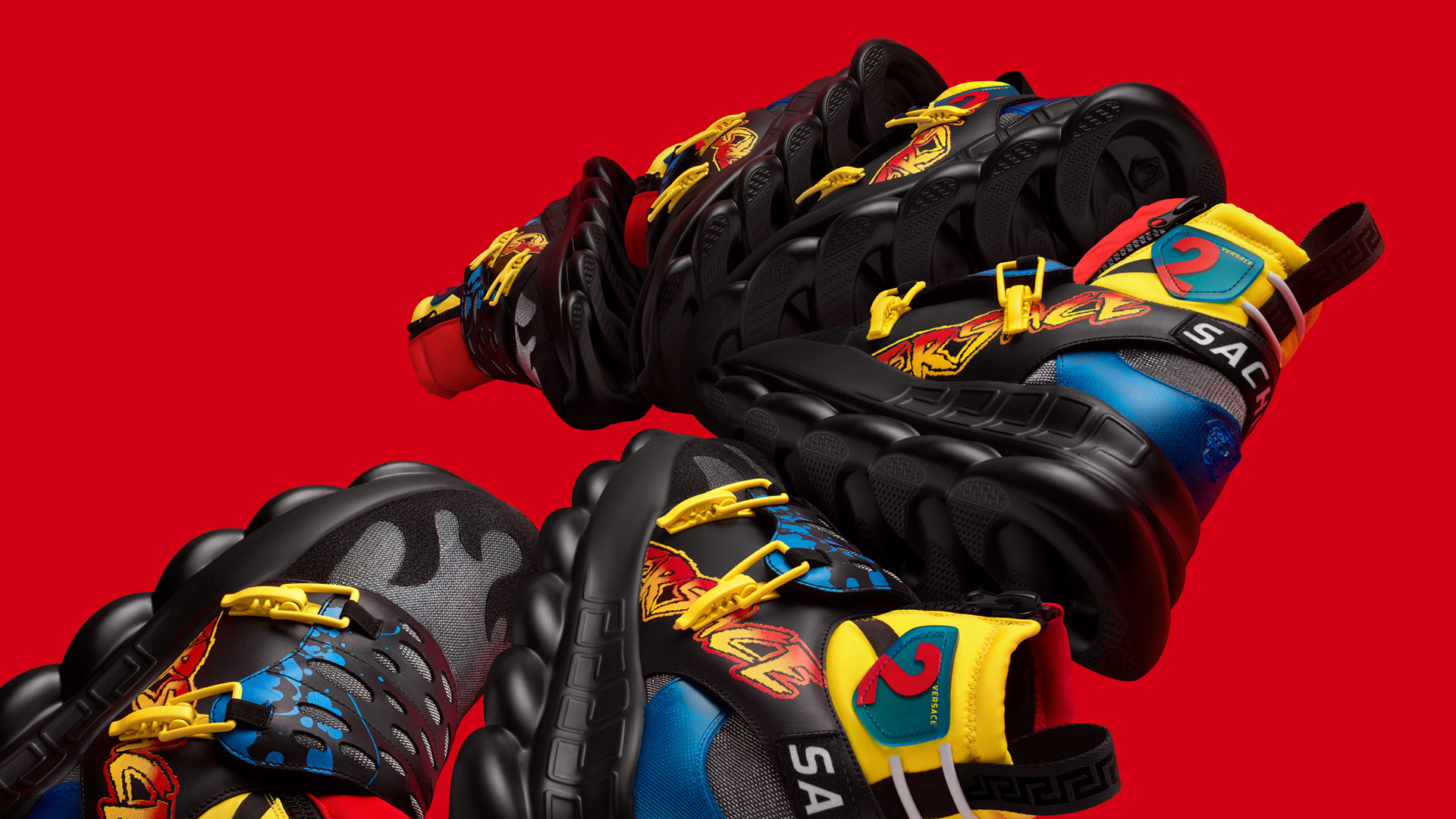 migos versace shoes