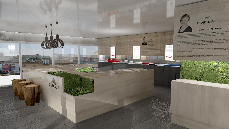 Interior Design For Gerlach On Behance