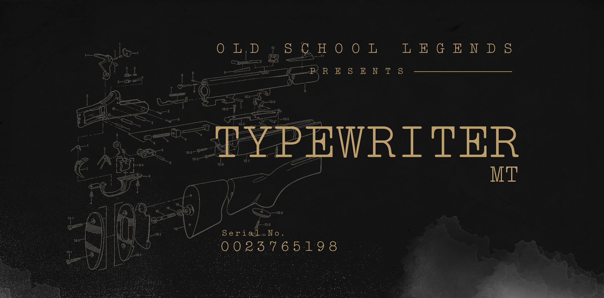 Monotype Fonts - Free Bundle on Behance