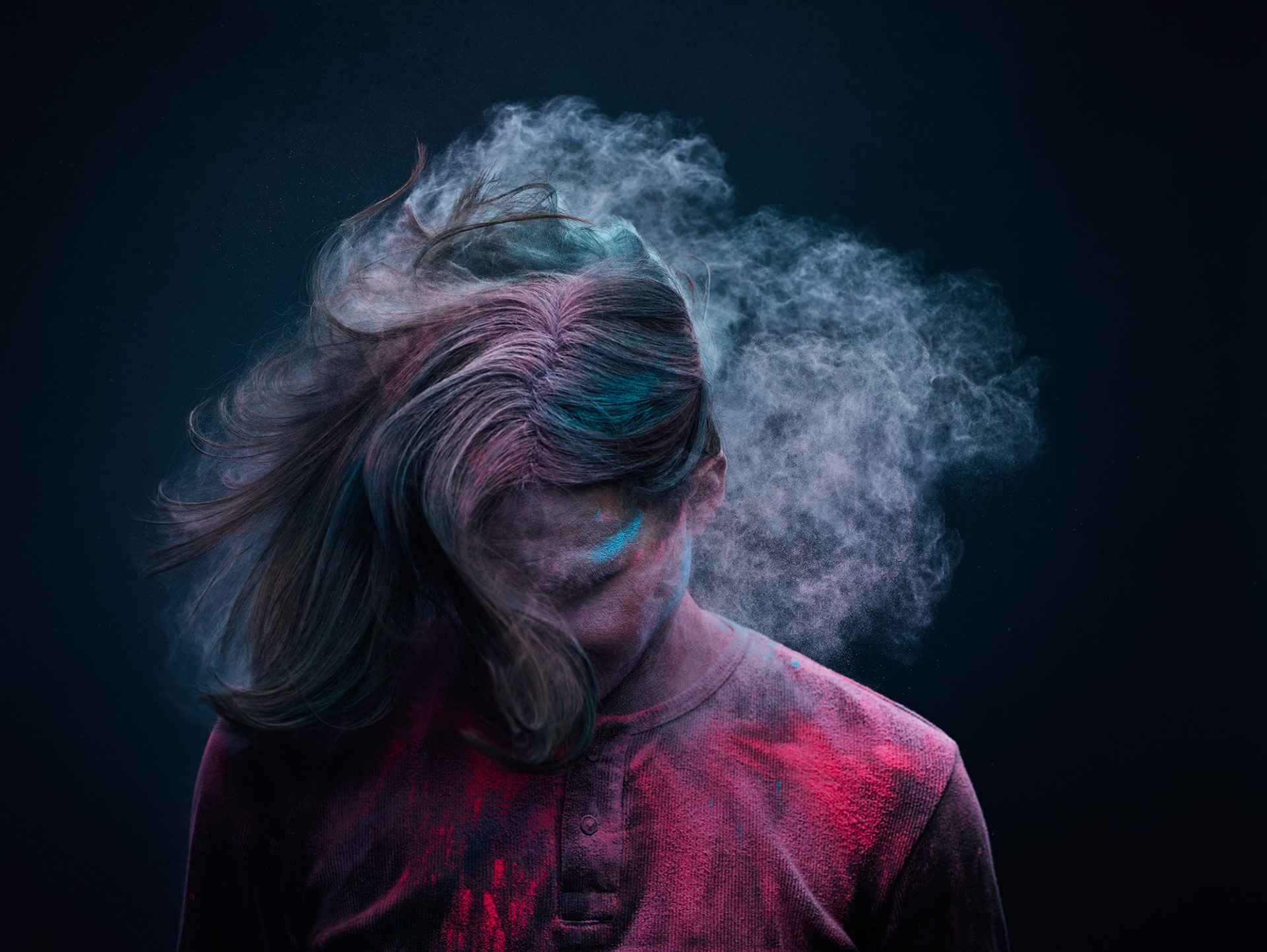 Краски пыль картинки