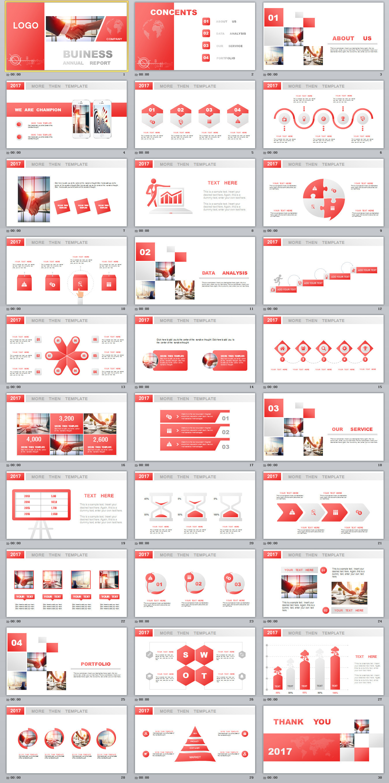 powerpoint infographics example