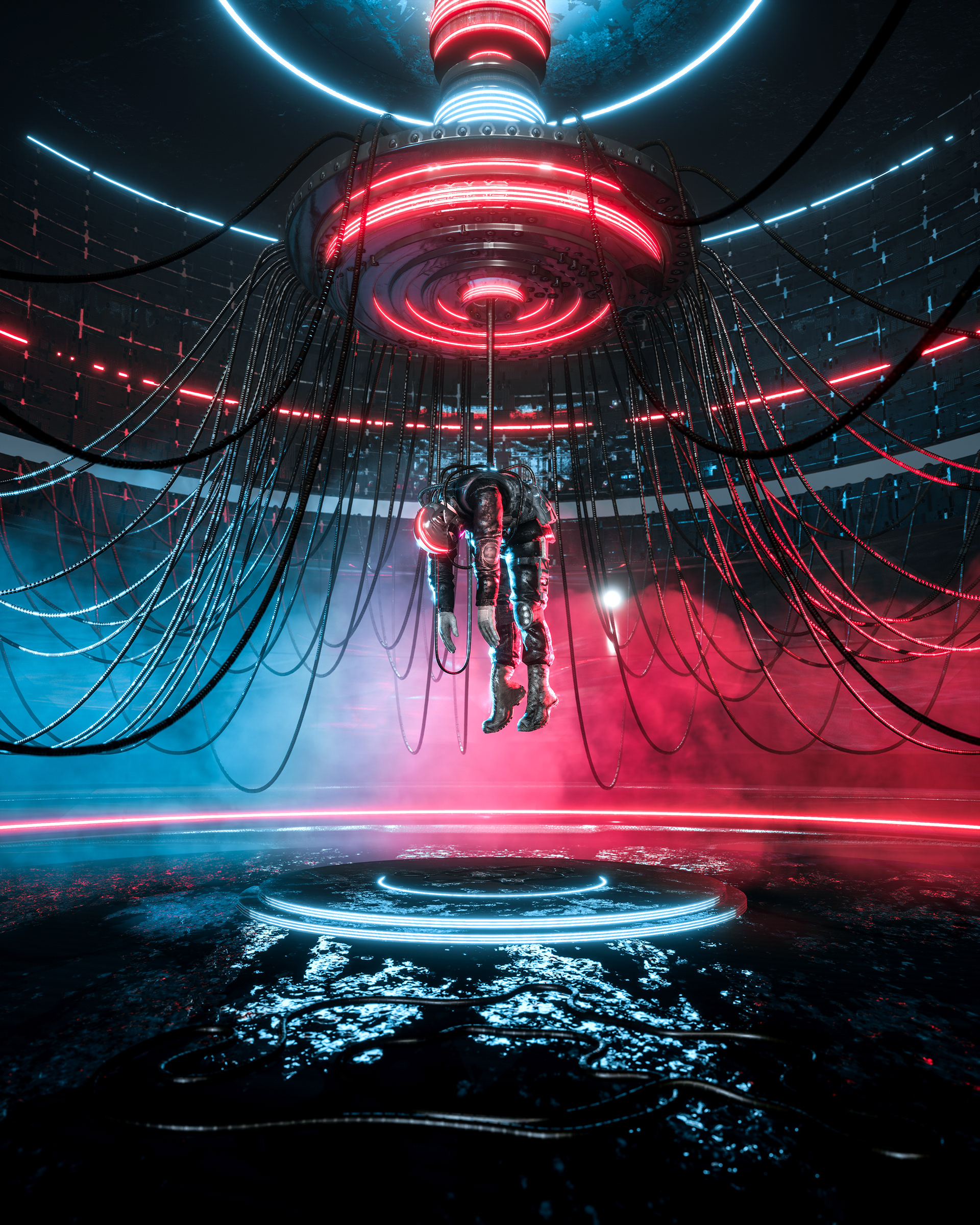 Inside Area 51, a digital series by engwind