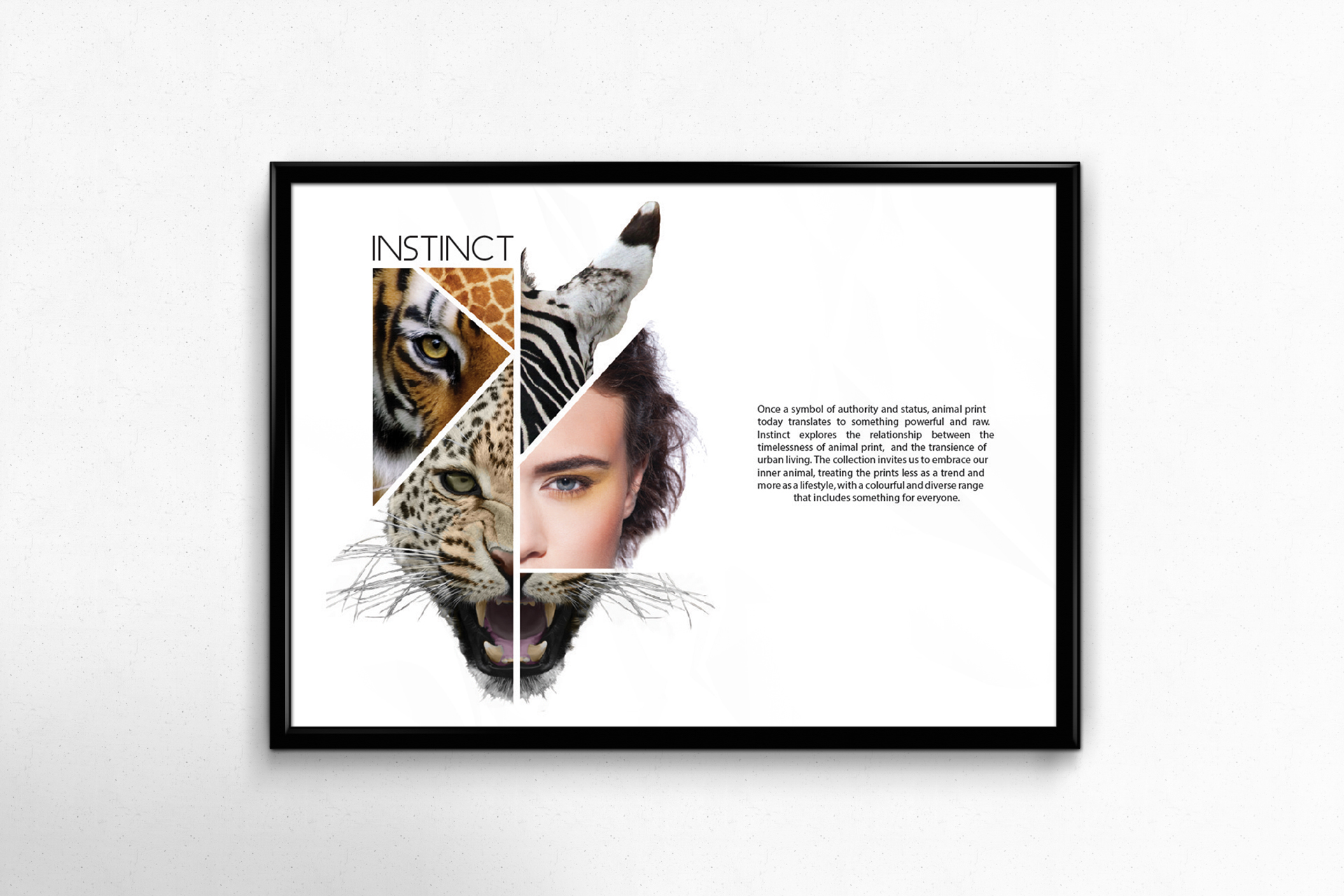 - INSTINCT - Fashion Forecast - Animal Print On Behance