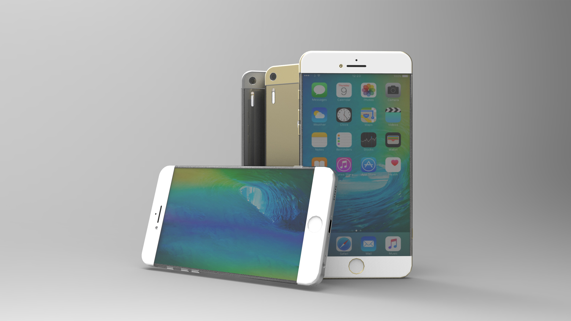 IPhone 7 Concept Design On Behance