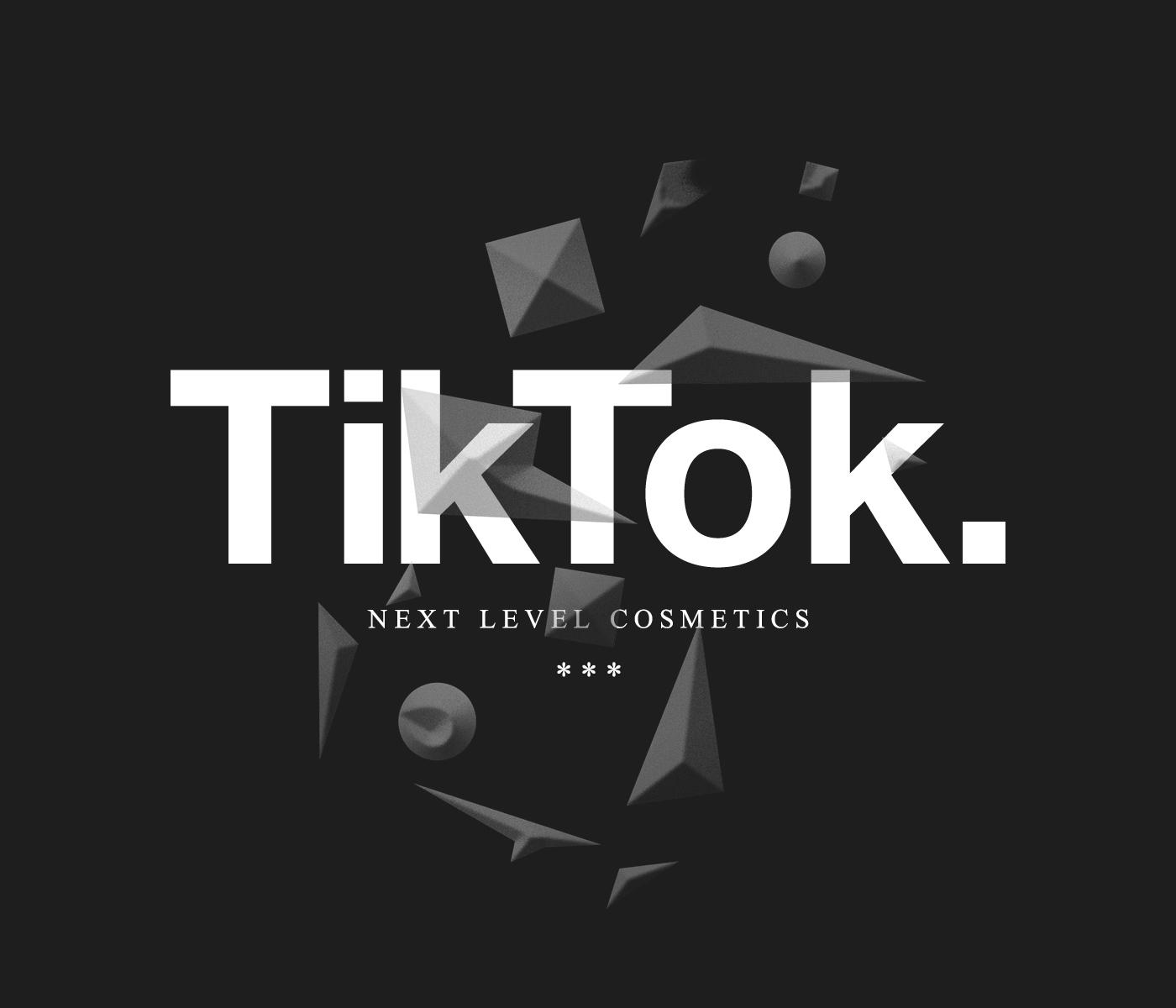 TikTok  on Behance