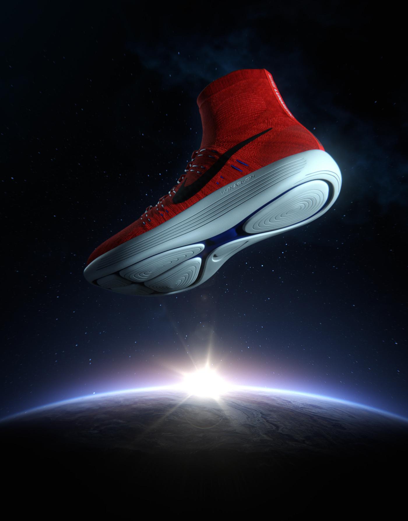 c9b8acd26e8bd6 Nike LunarEpic Flyknit Launch on Behance