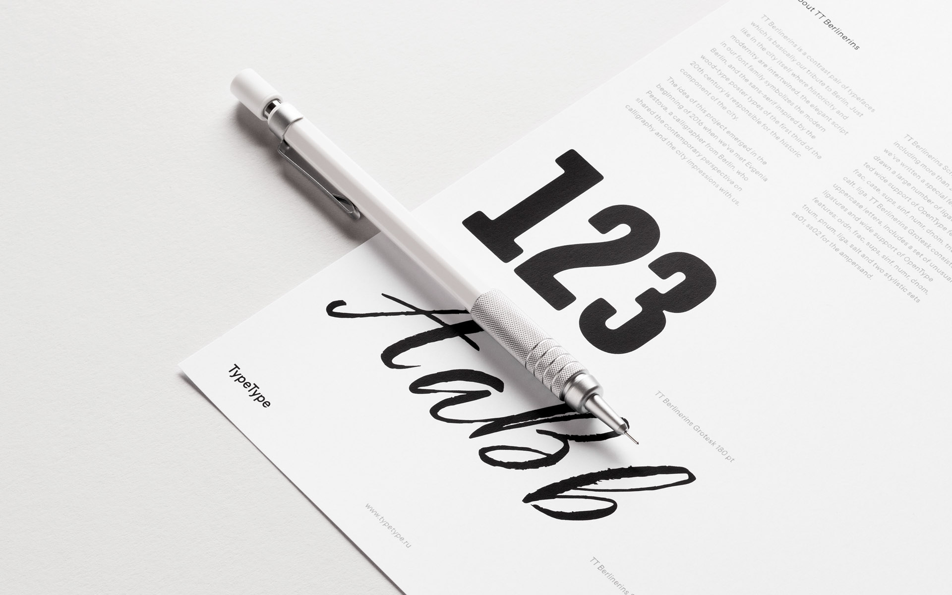TypeType Brand Identity on Behance