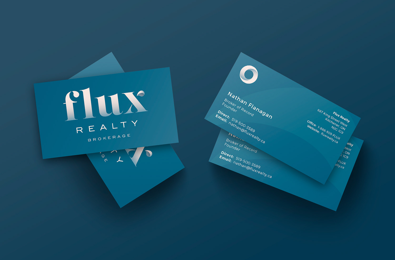 Flux Realty on Behance