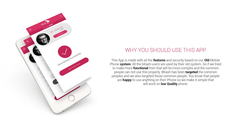 Mobile App Design for bKash on Behance