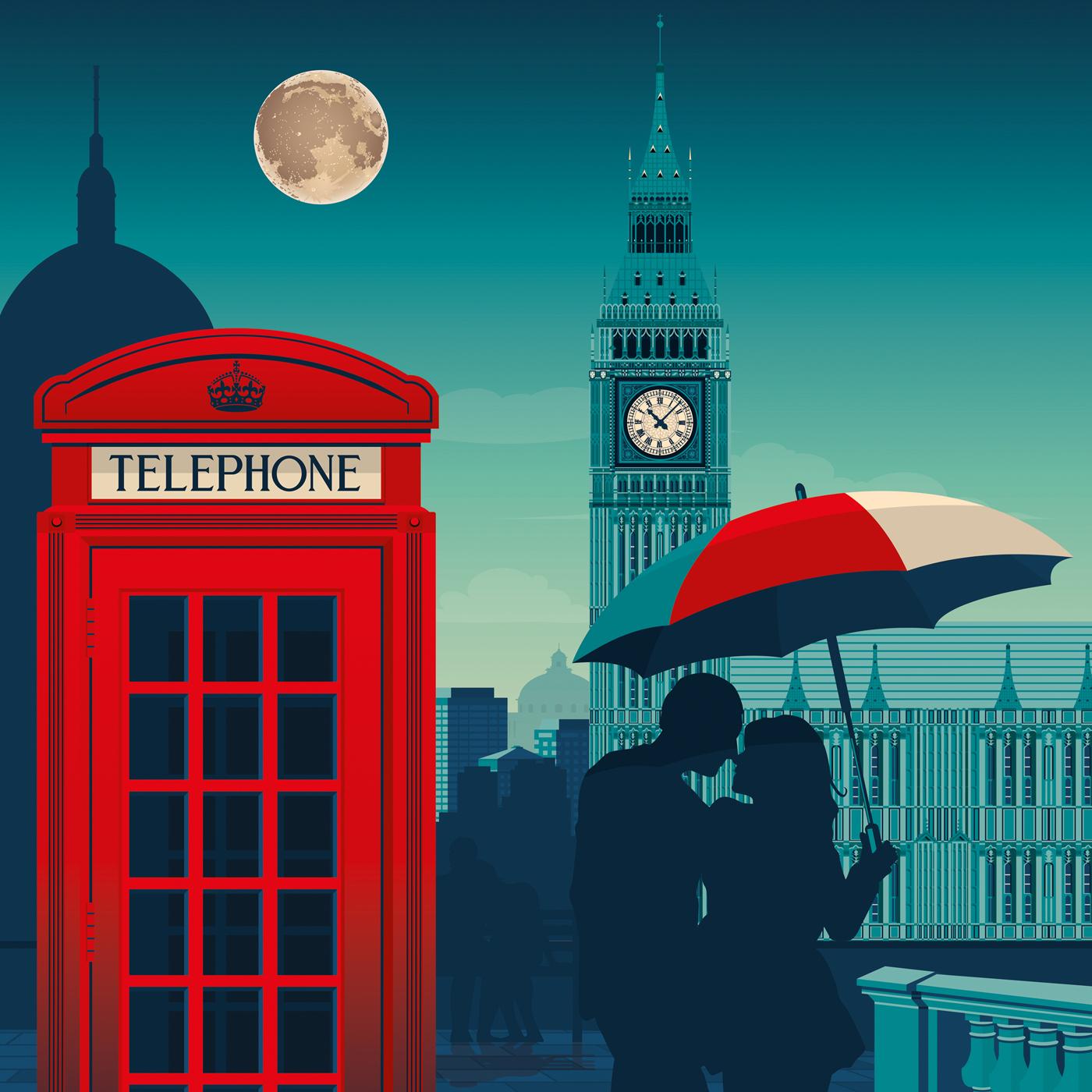 Учение свет, открытки лондон путешествие