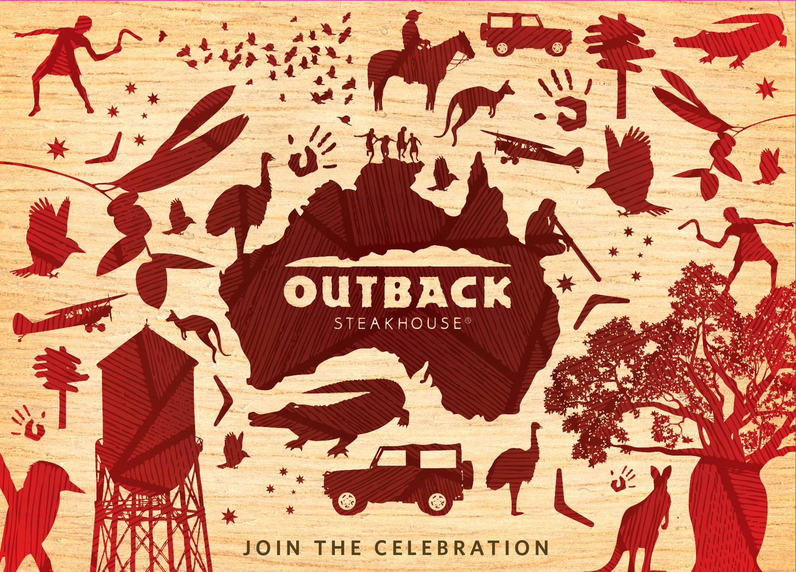 Jason dean outback steakhouse rebrand