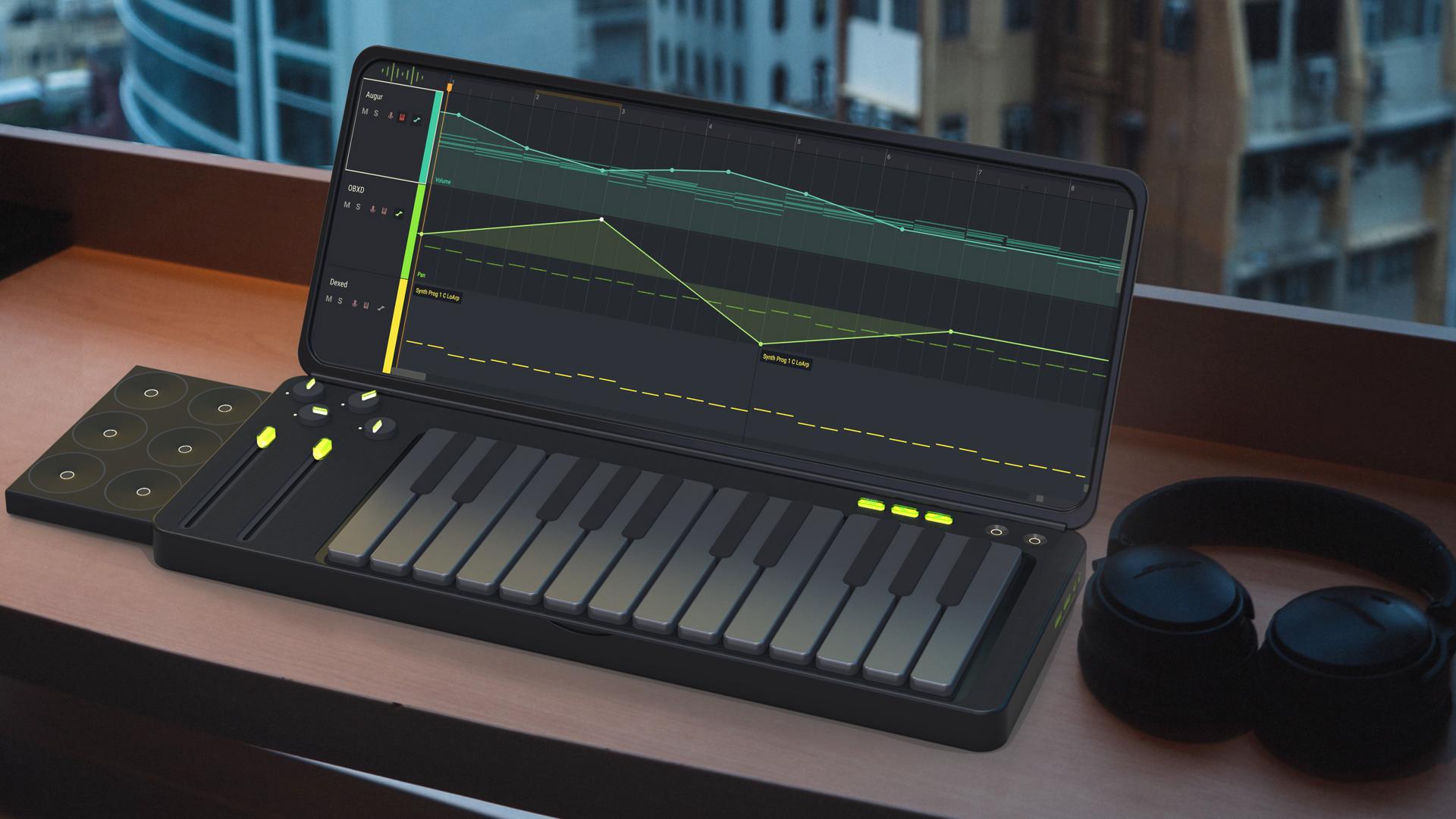 Tempo - Midi Keyboard on Behance
