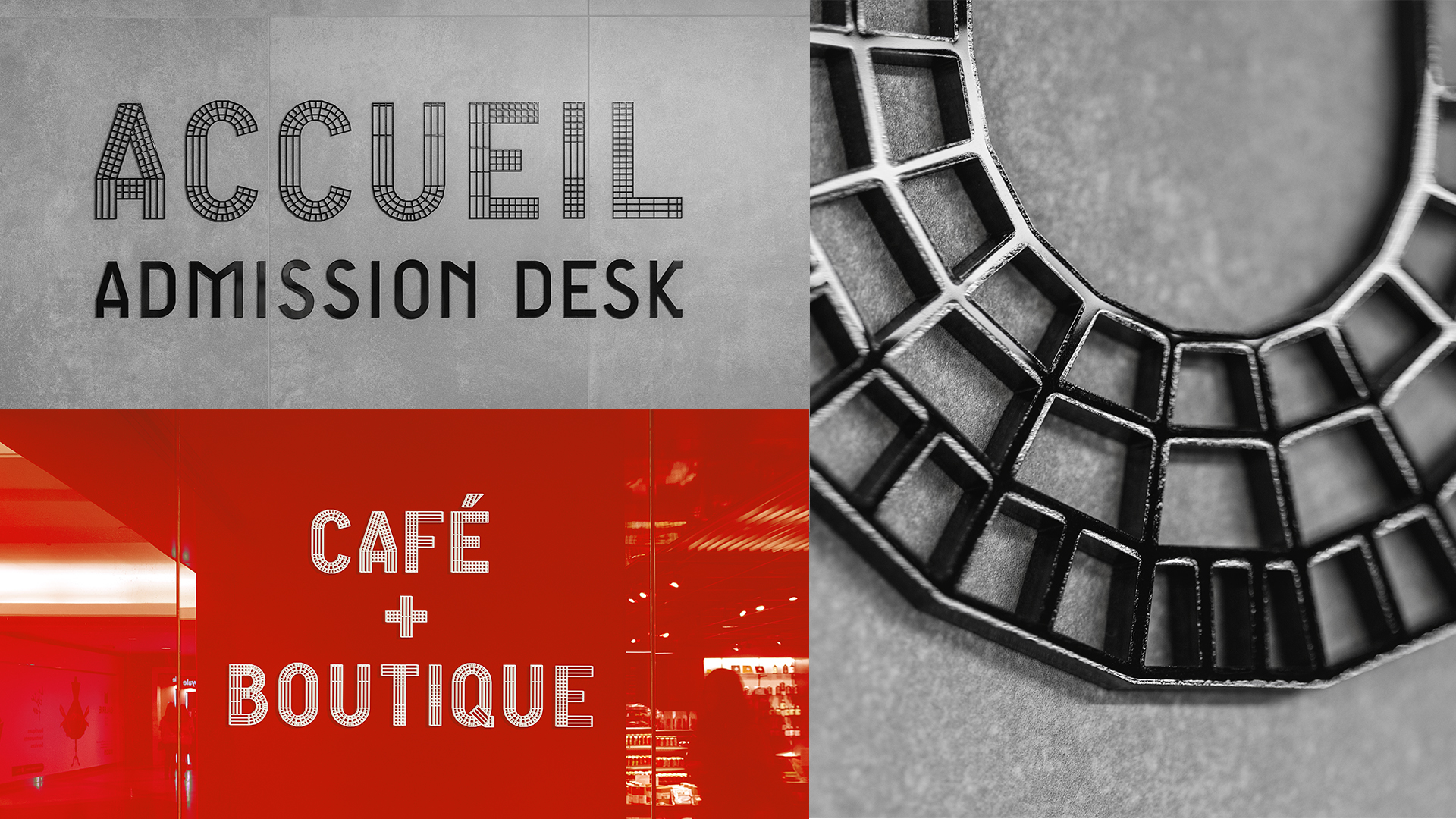 Brand Identity Au Sommet Place Ville-Marie