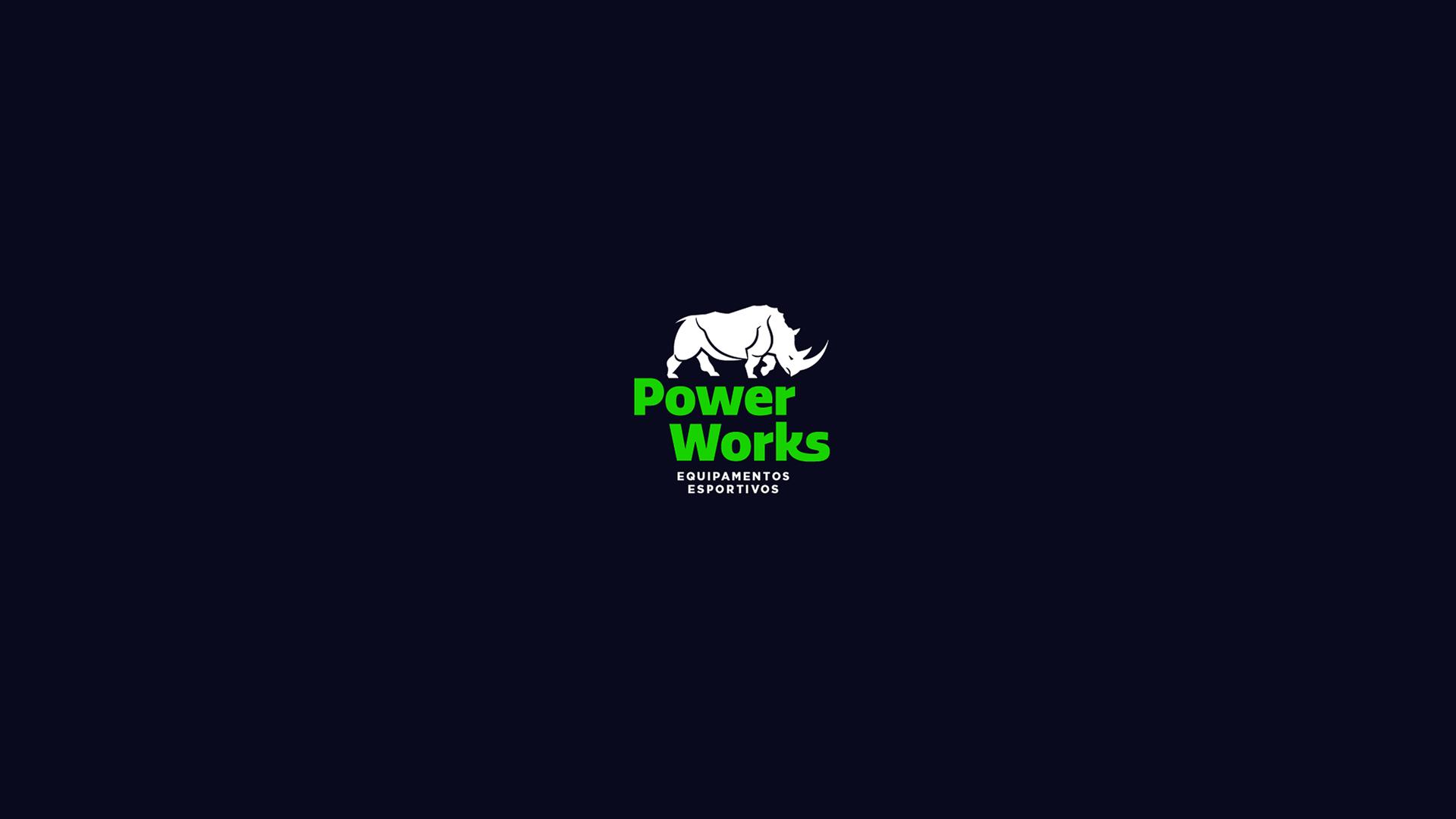 rhino power works crossfit logo