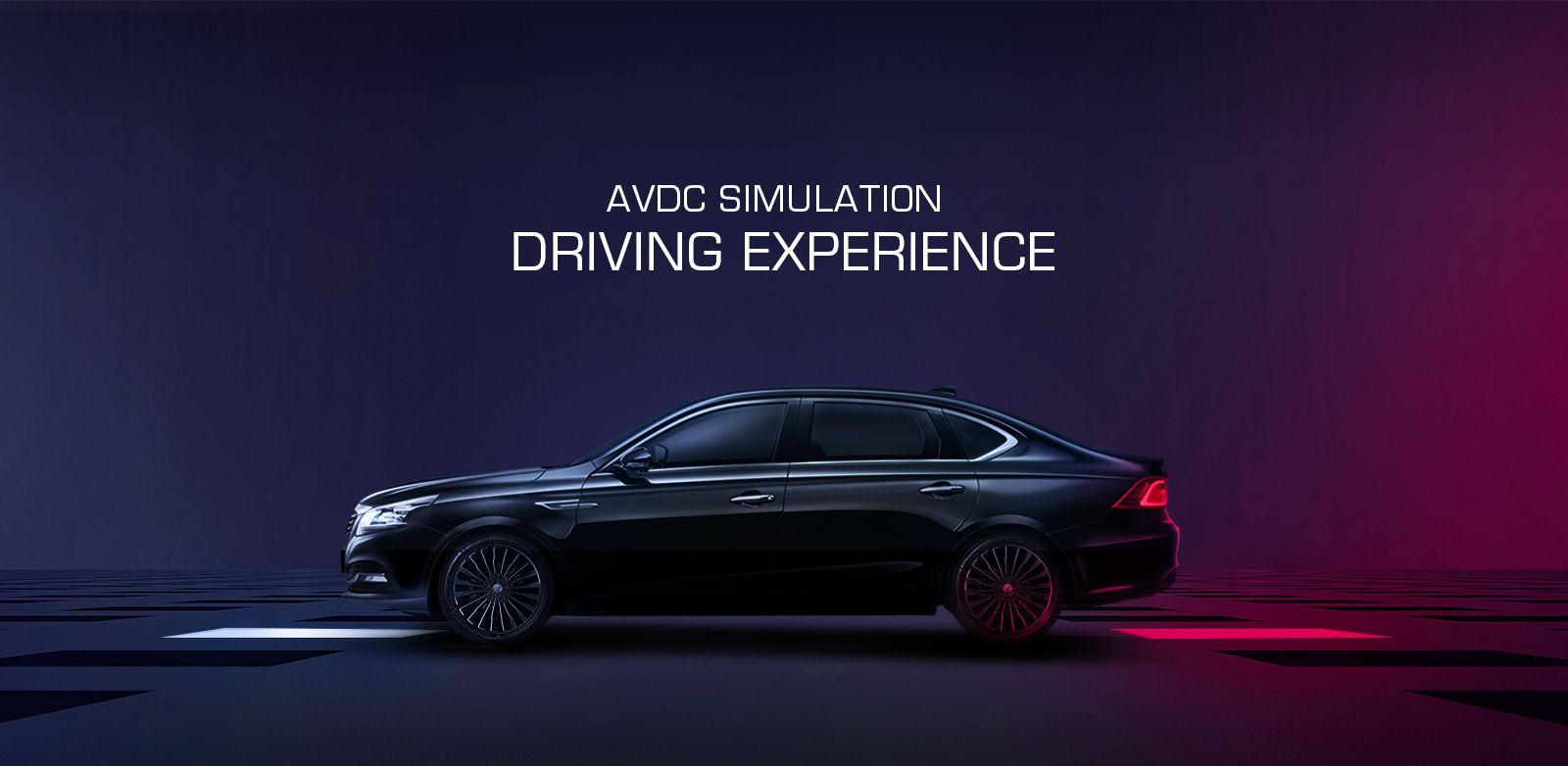 Crafting the AVDC Simulation Driving Experience - Interaction Design