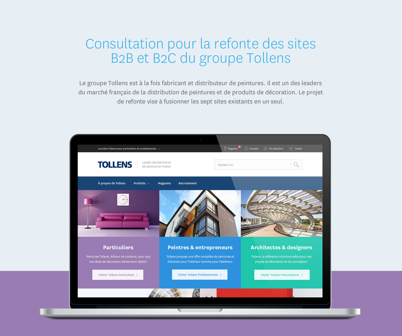 2015 - Tollens on Behance