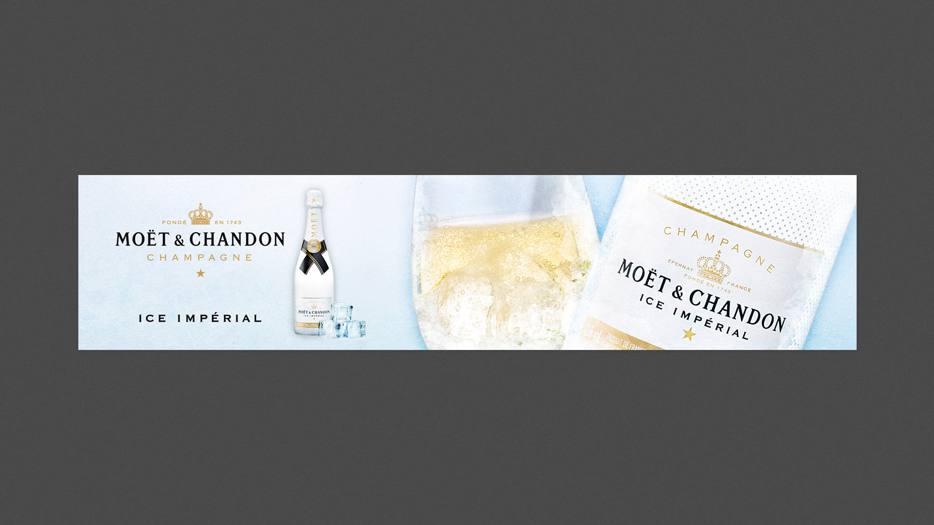 Banners Moët Chandon On Behance