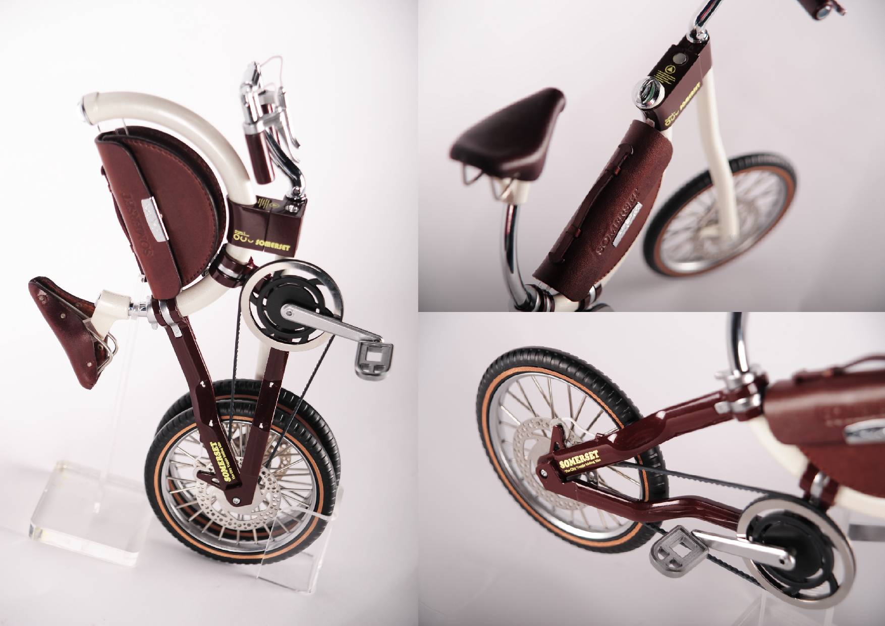 Somerset Folding Bike E Bike On Behance