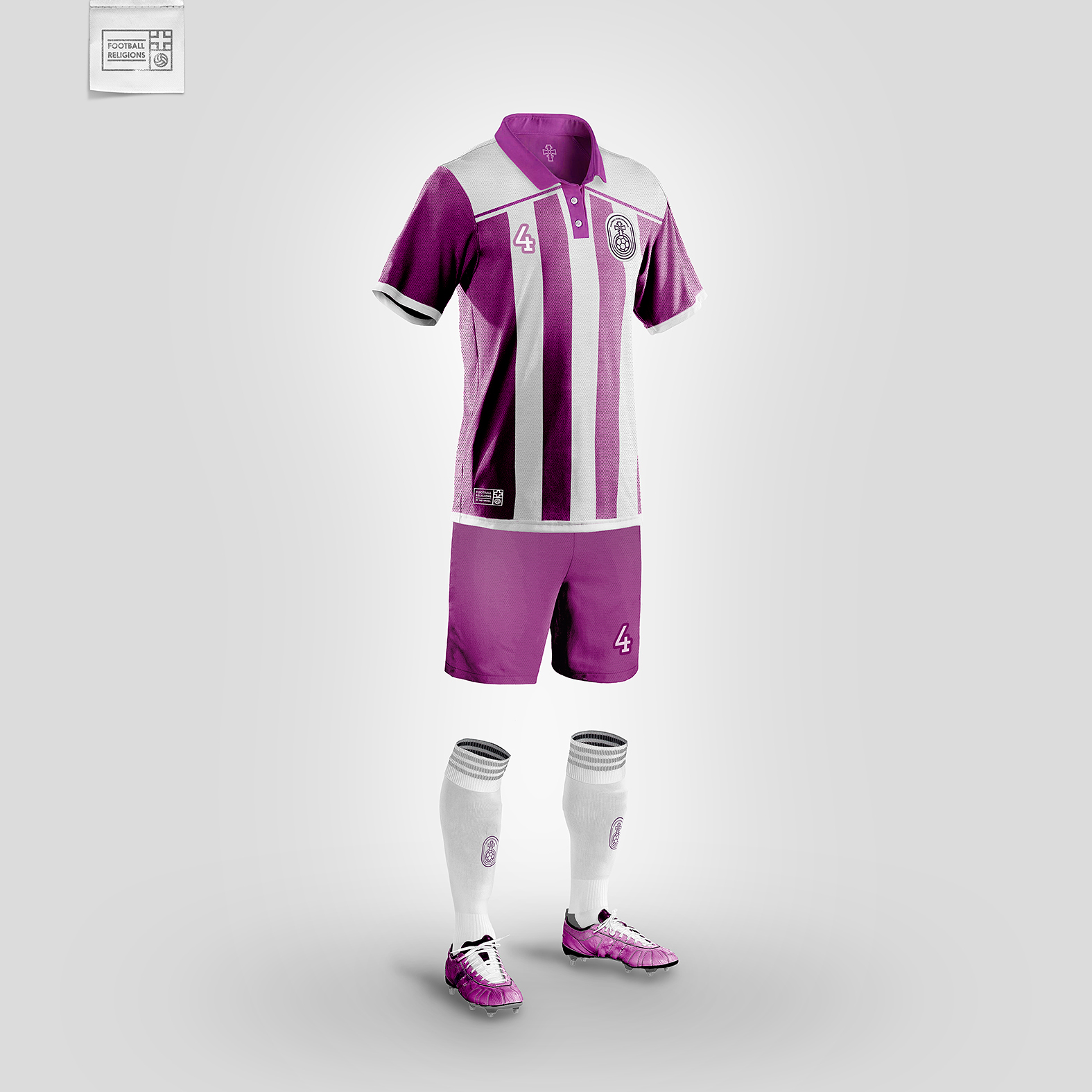 Football Religions Kits Design Project On Behance