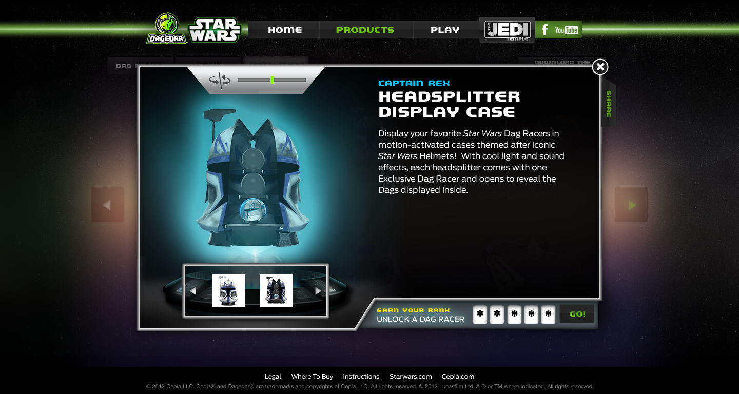 StarWars Website,Video and Gamification on Behance