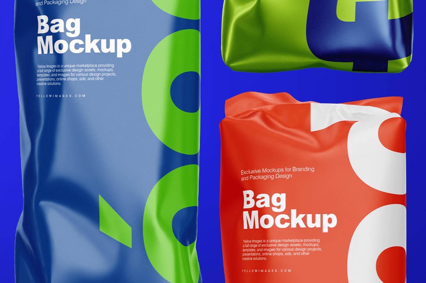 Gold 3d Logo Mockup Free